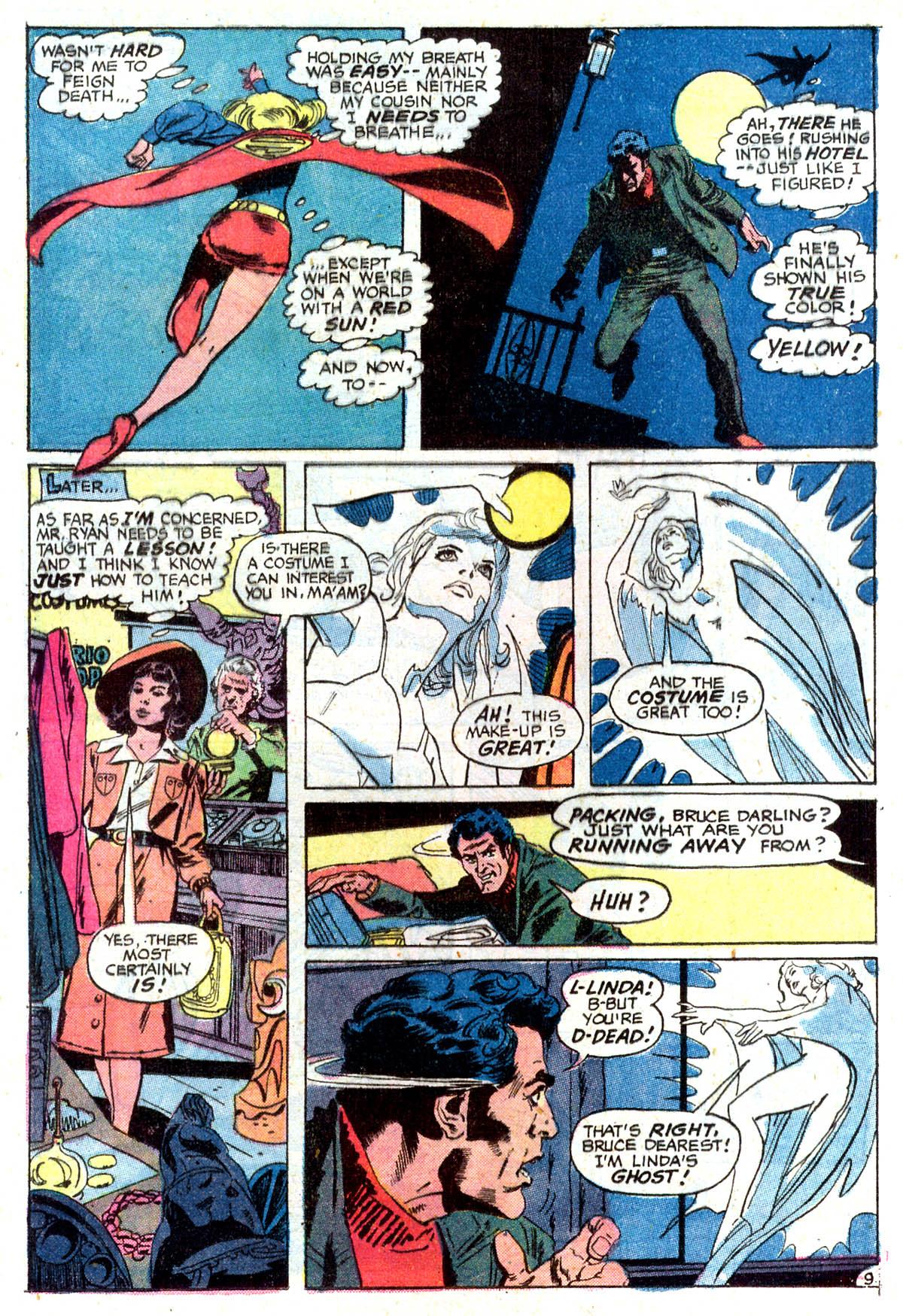 Read online Adventure Comics (1938) comic -  Issue #424 - 10