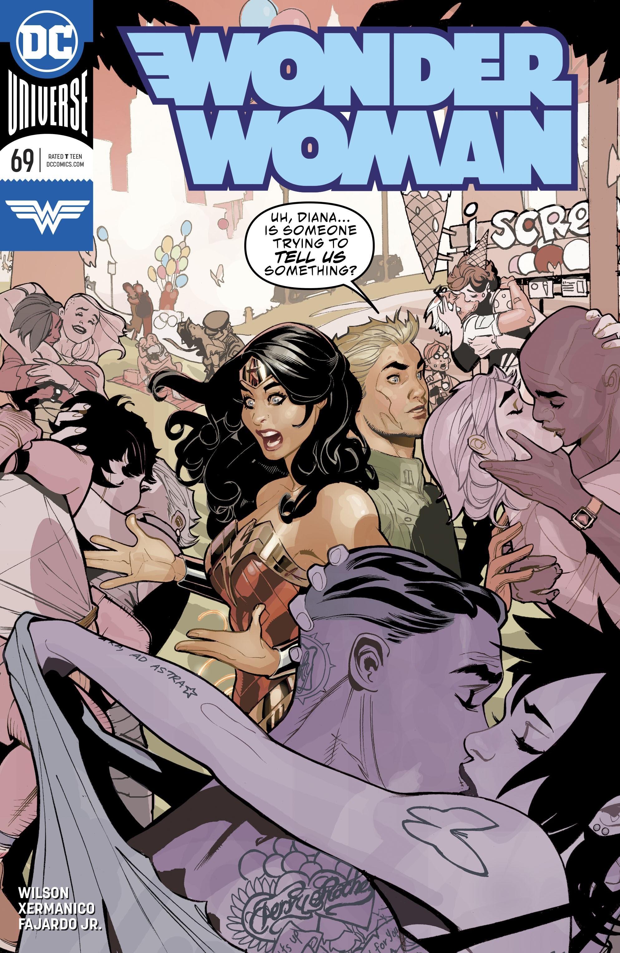 Wonder Woman (2016) 69 Page 1