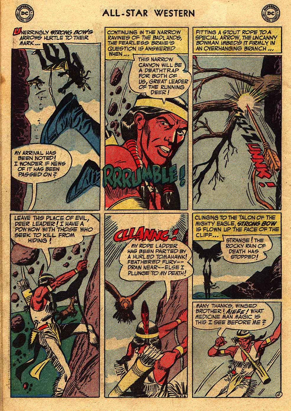 Read online All-Star Western (1951) comic -  Issue #70 - 14