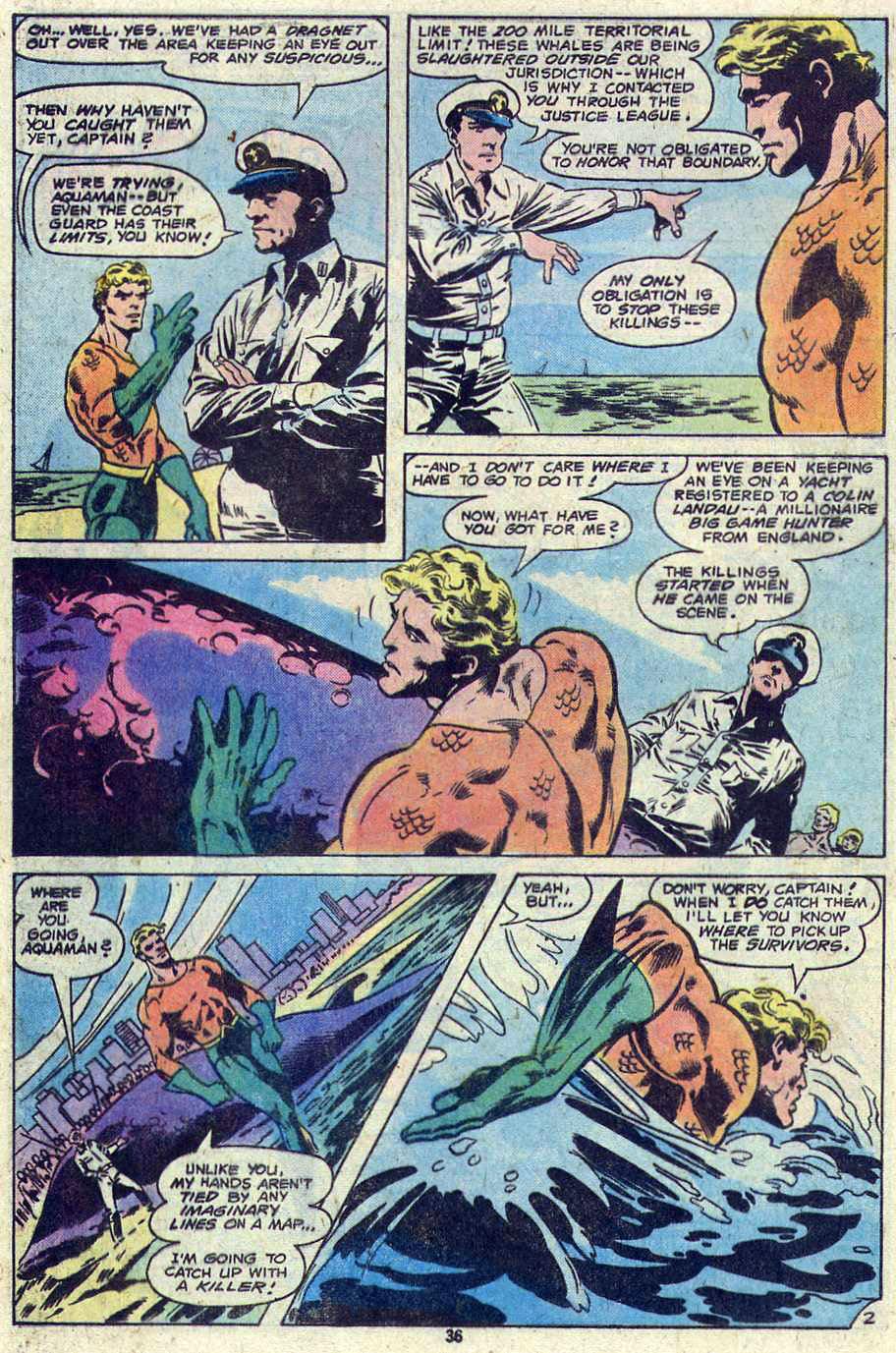 Read online Adventure Comics (1938) comic -  Issue #460 - 36