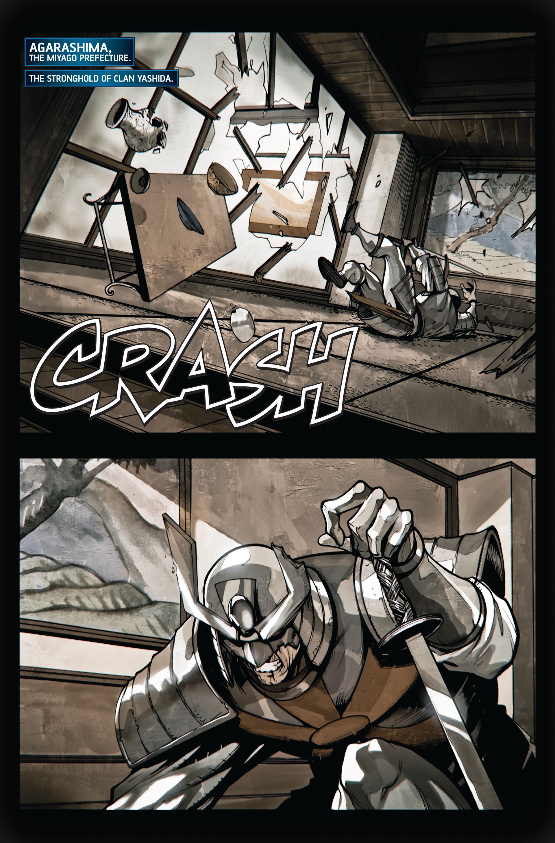 Read online Secret Warriors comic -  Issue #11 - 5