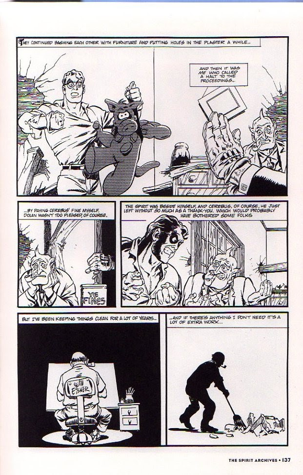 Read online Will Eisner's The Spirit Archives comic -  Issue # TPB 26 (Part 2) - 44