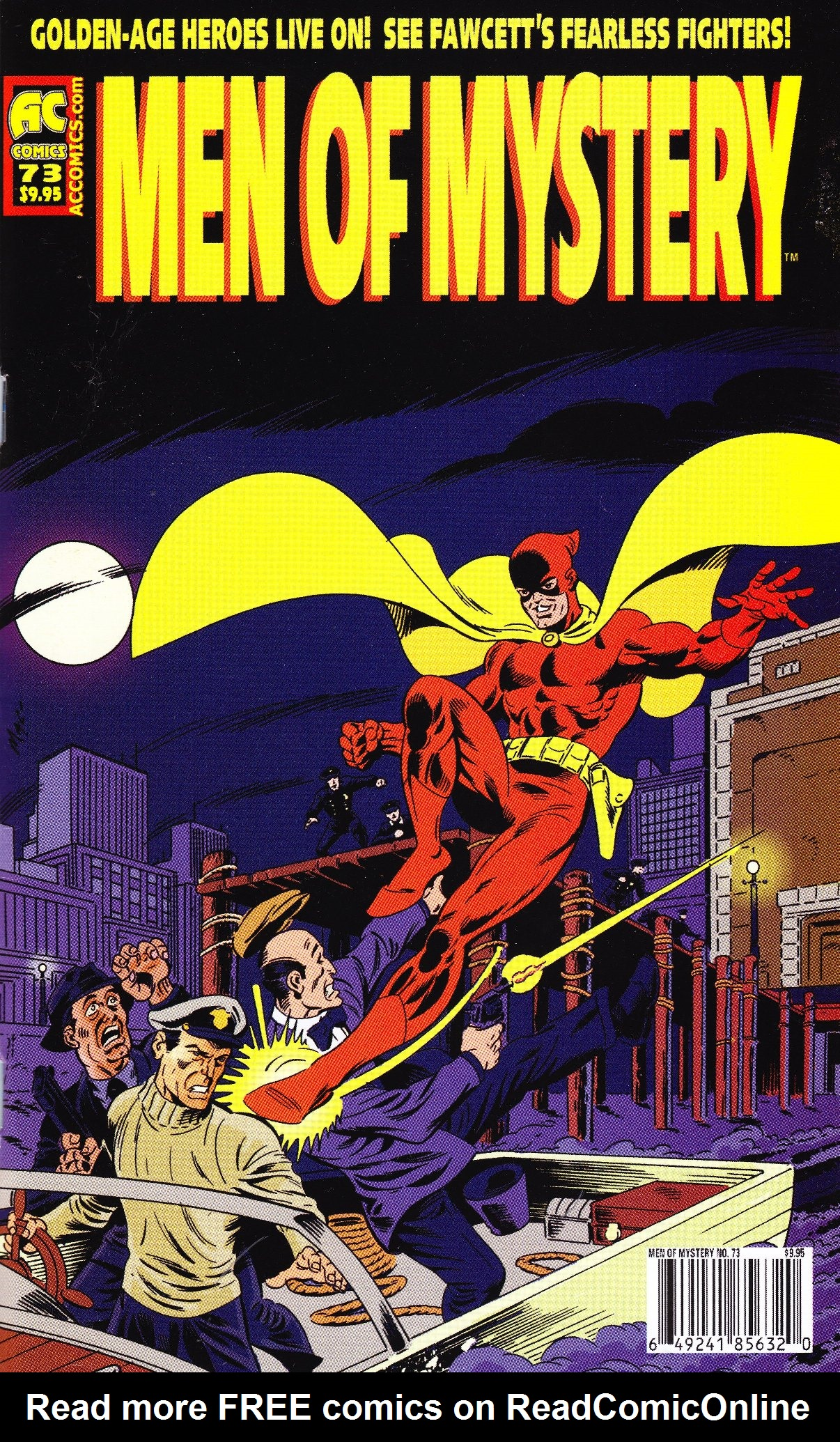 Read online Men of Mystery Comics comic -  Issue #73 - 1
