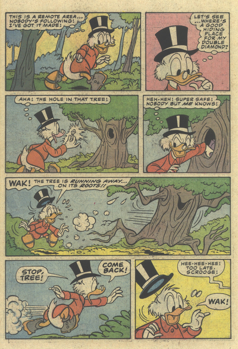 Read online Uncle Scrooge (1953) comic -  Issue #204 - 26