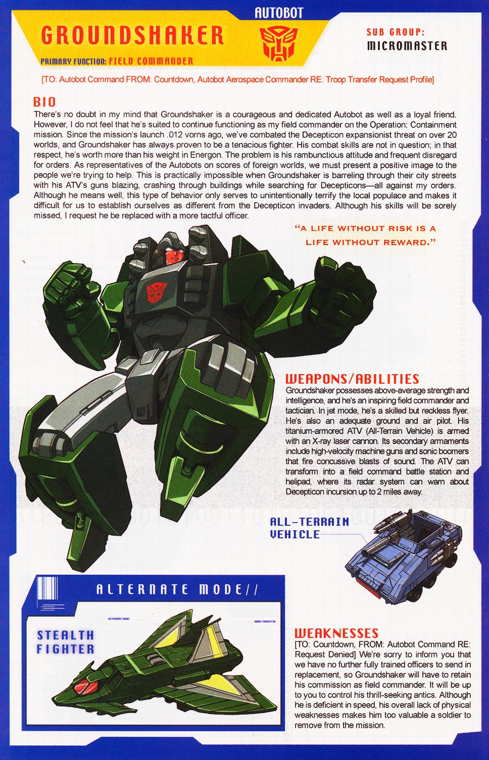 Read online Transformers: More than Meets the Eye comic -  Issue #3 - 12