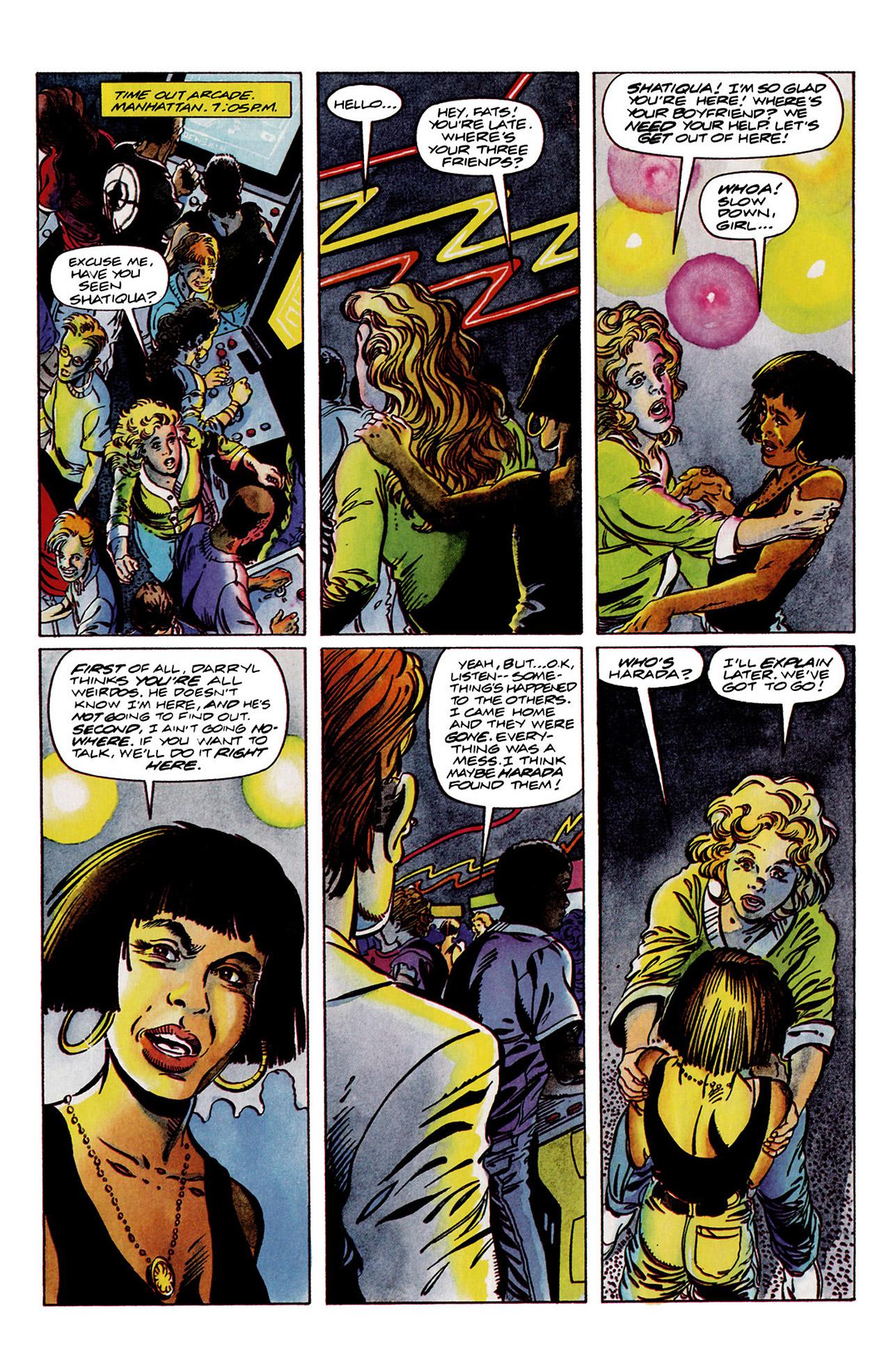 Read online Harbinger (1992) comic -  Issue #11 - 8