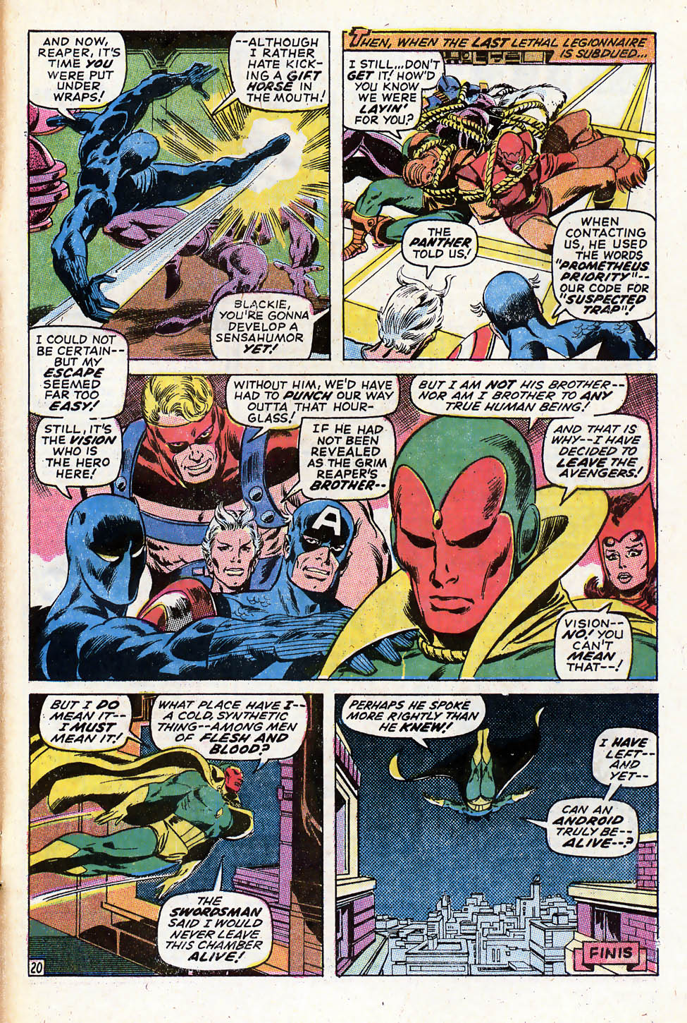 The Avengers (1963) 79 Page 20