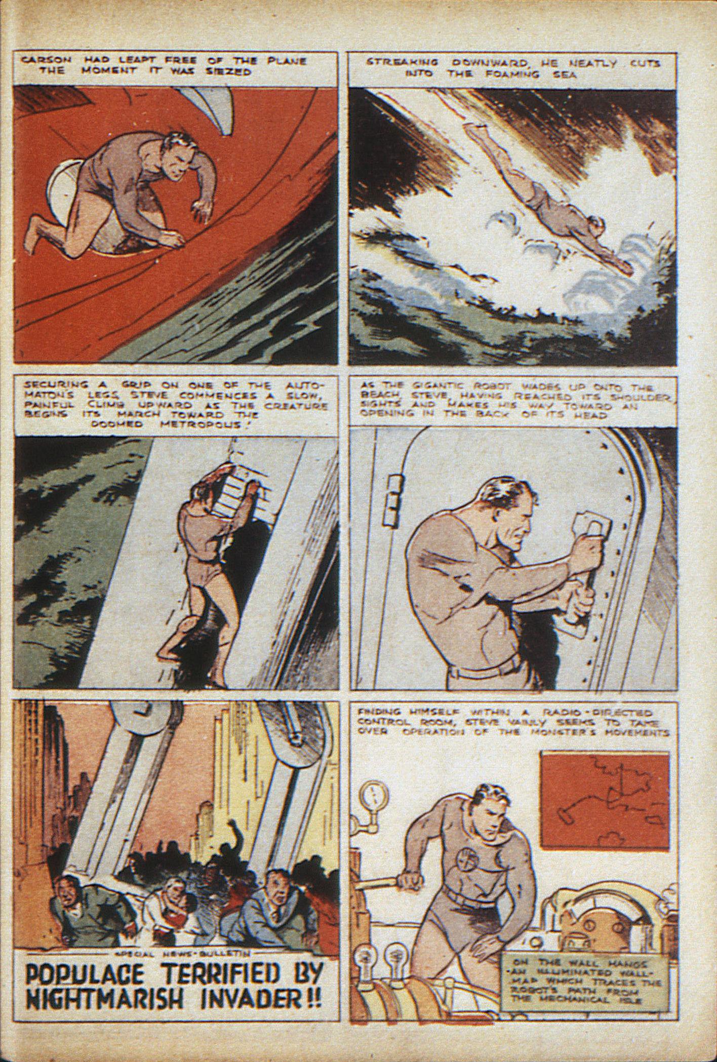 Read online Adventure Comics (1938) comic -  Issue #10 - 64