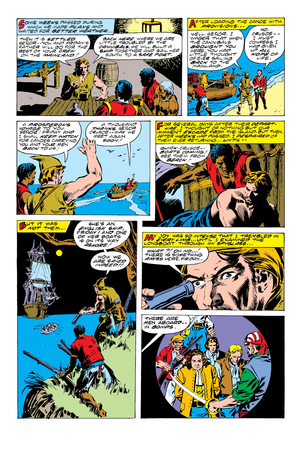 Marvel Classics Comics Series Featuring issue 19 - Page 41