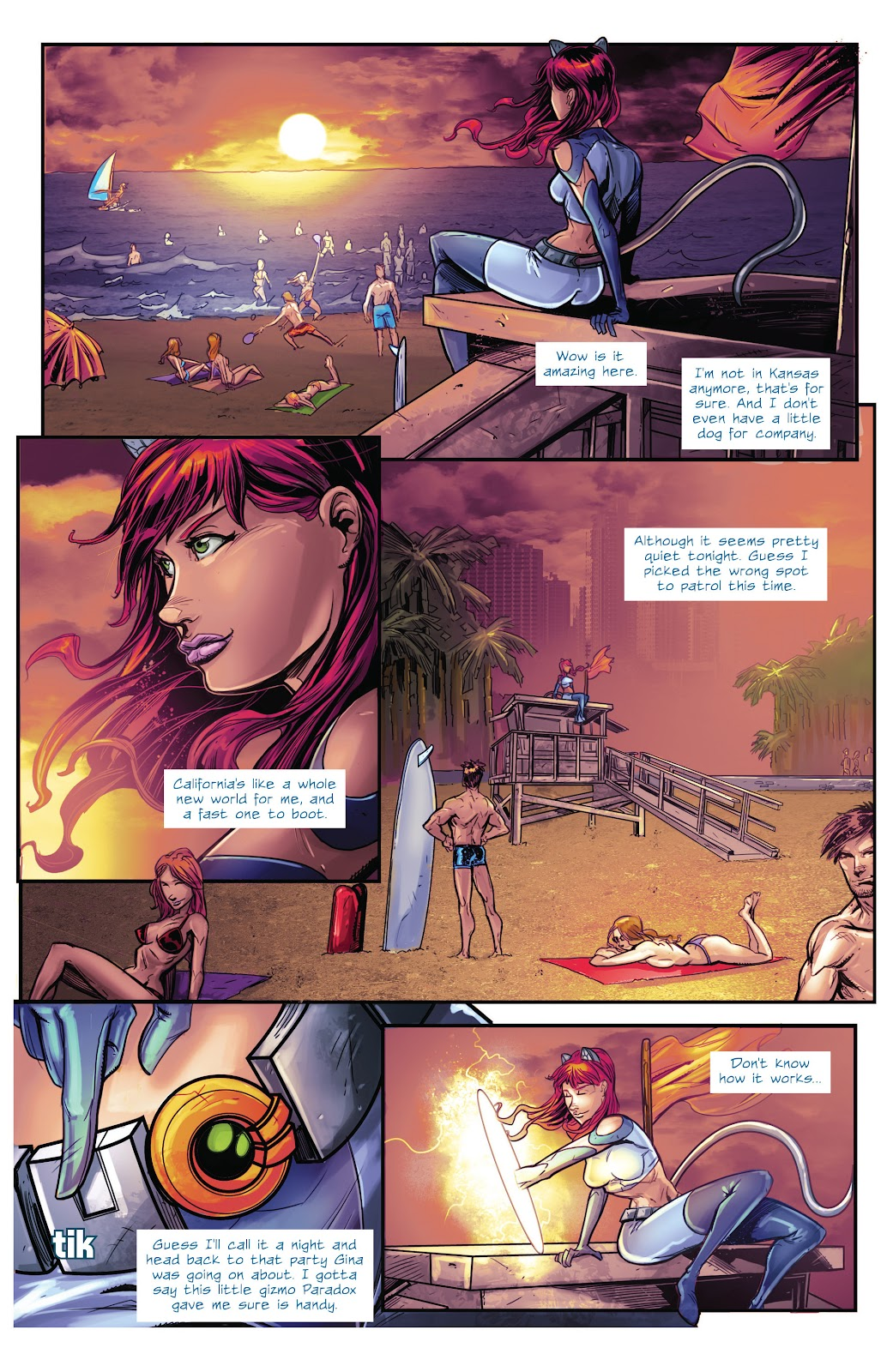 Read online Critter (2015) comic -  Issue #2 - 16