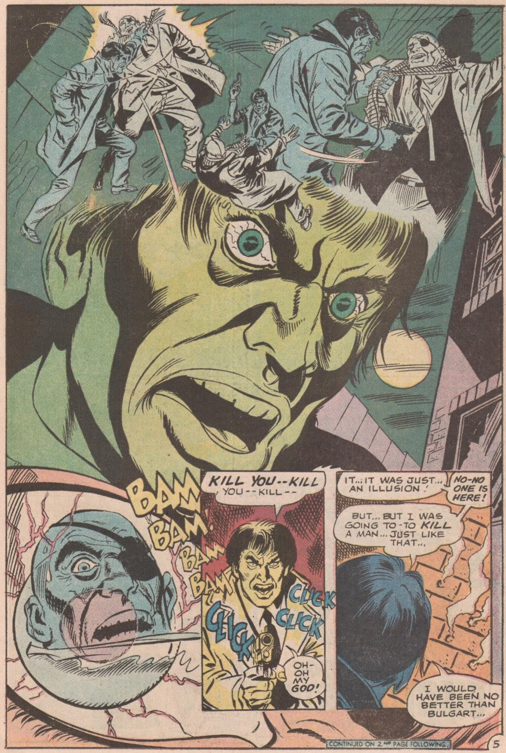 The Witching Hour (1969) issue 6 - Page 9