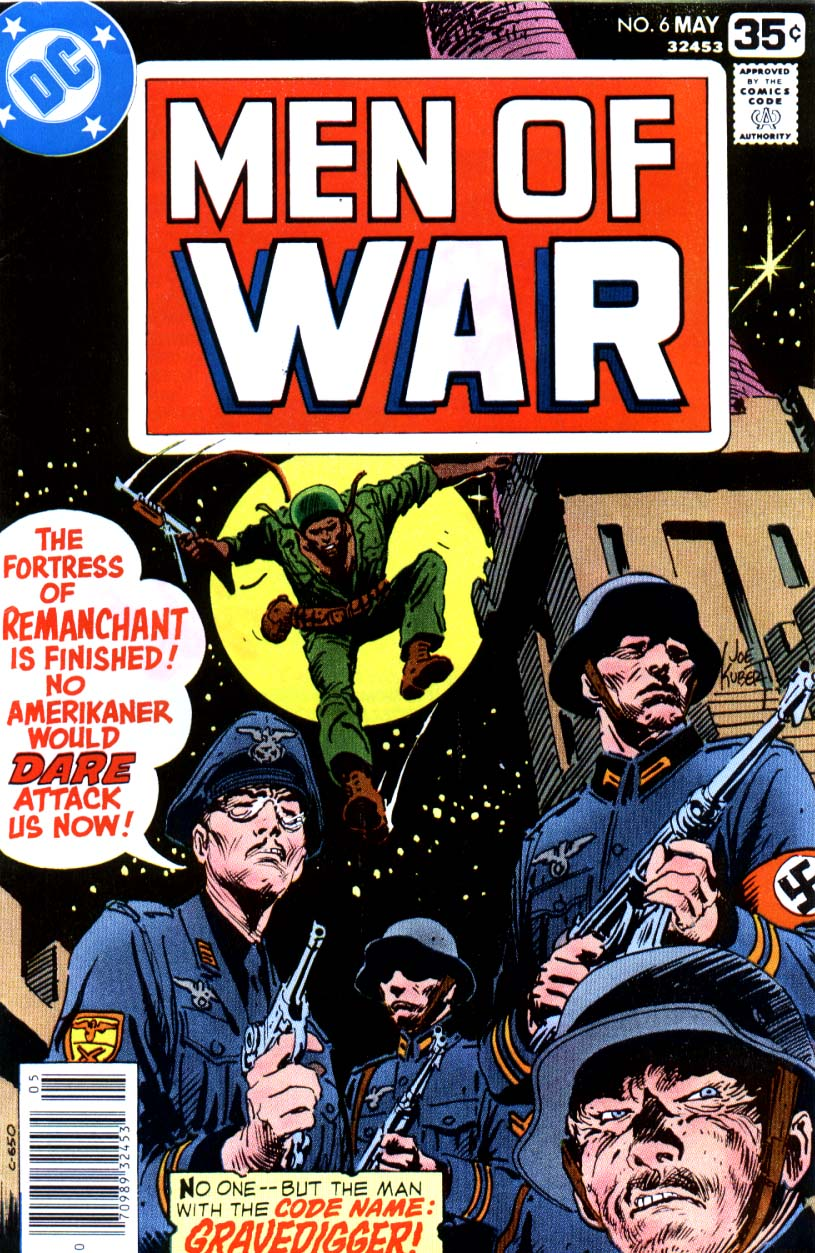 Men of War 6 Page 1
