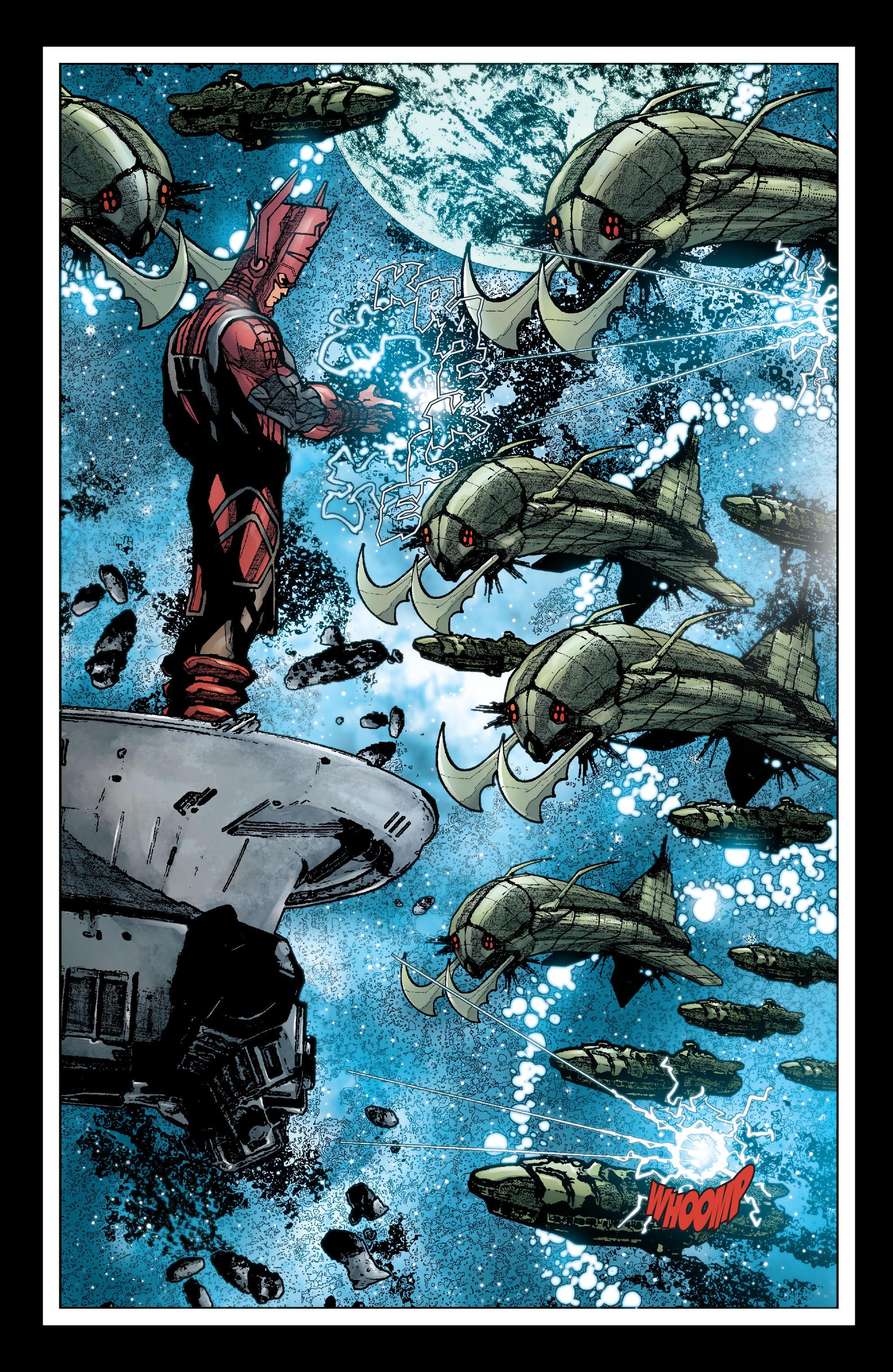 Read online Annihilation: Silver Surfer comic -  Issue #3 - 20