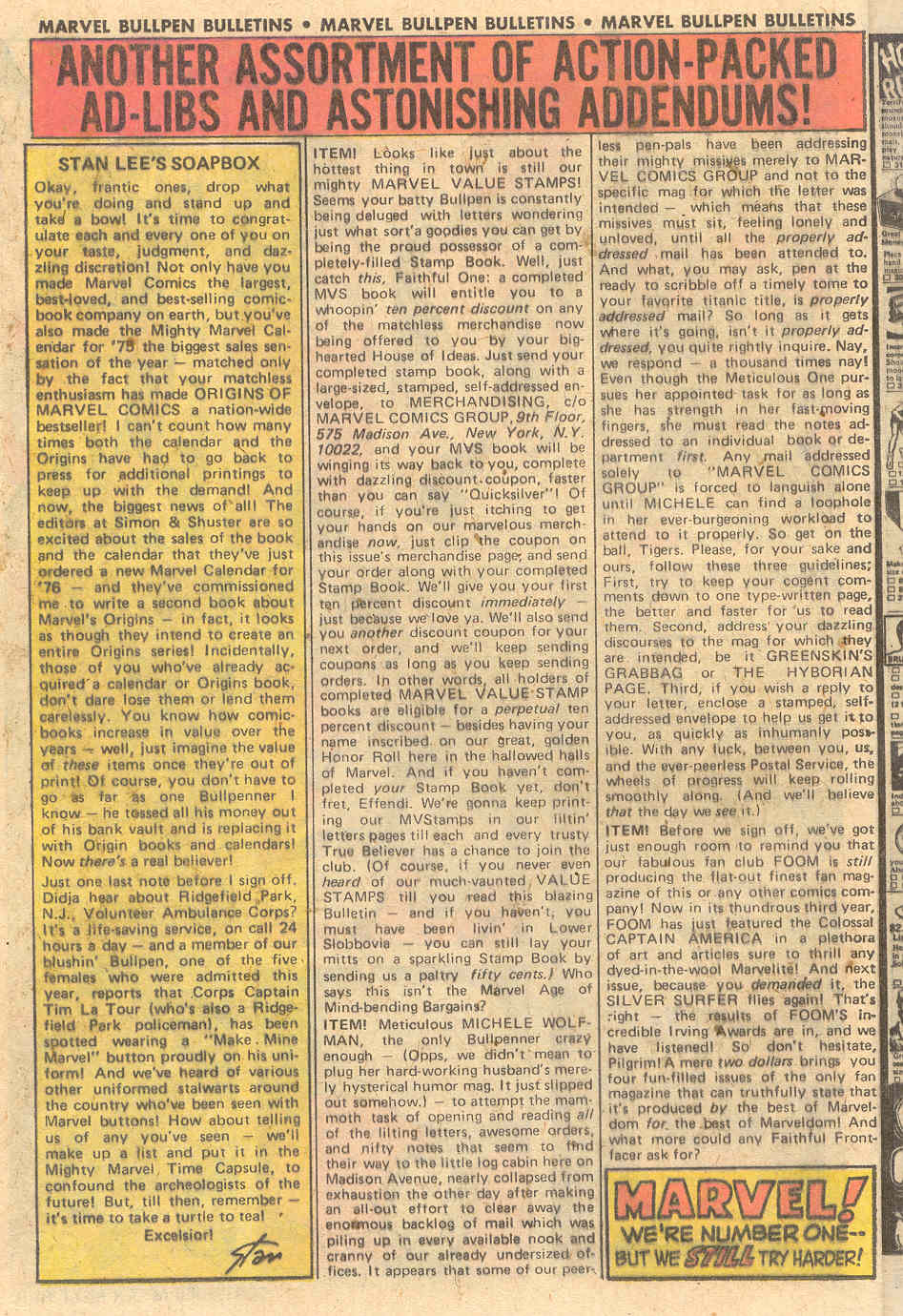 Giant-Size Spider-Man (1974) issue 4 - Page 11