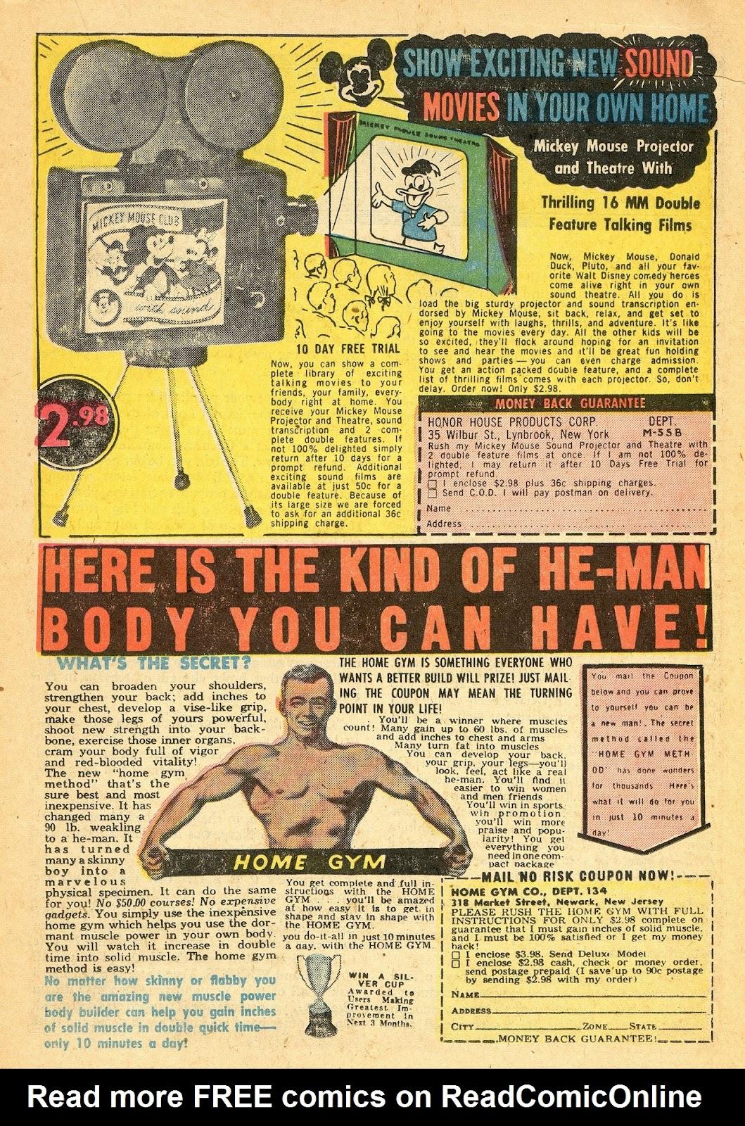 Read online Fightin' Navy comic -  Issue #77 - 15