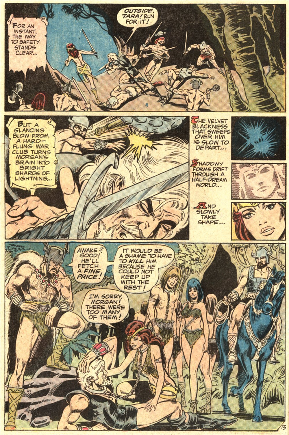 Warlord (1976) issue 1 - Page 14