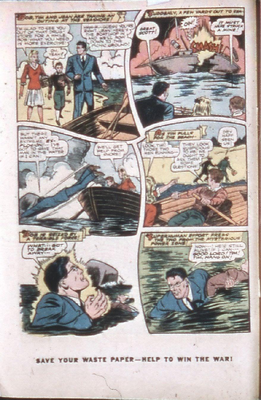 Read online America's Best Comics comic -  Issue #11 - 4