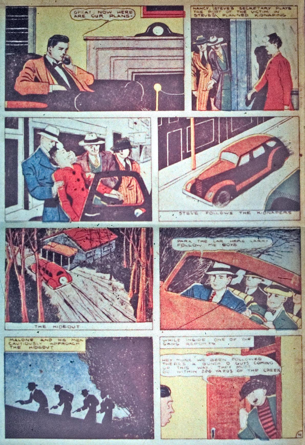 Detective Comics (1937) 35 Page 30