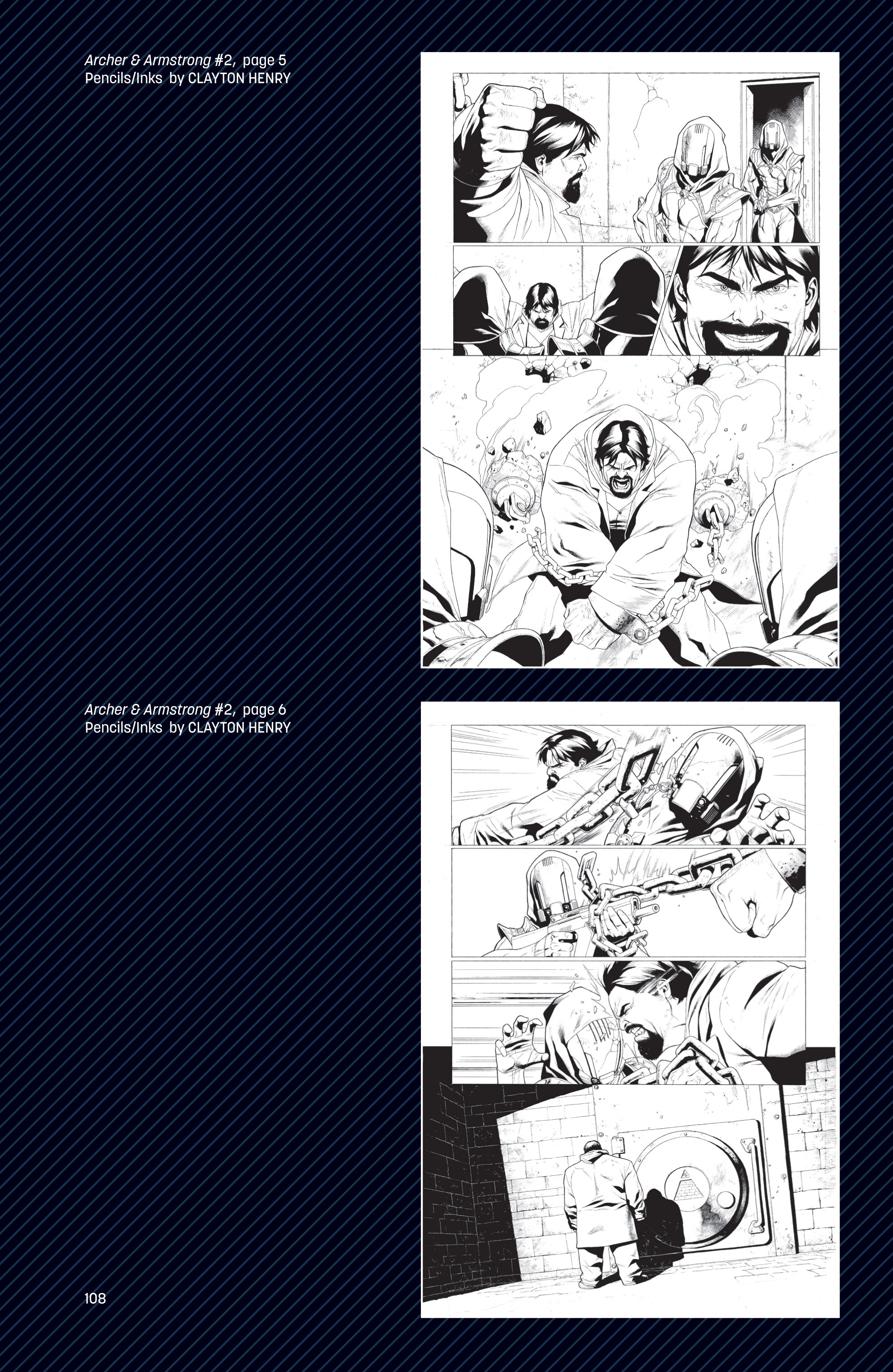 Read online Archer and Armstrong comic -  Issue #Archer and Armstrong _TPB 1 - 109