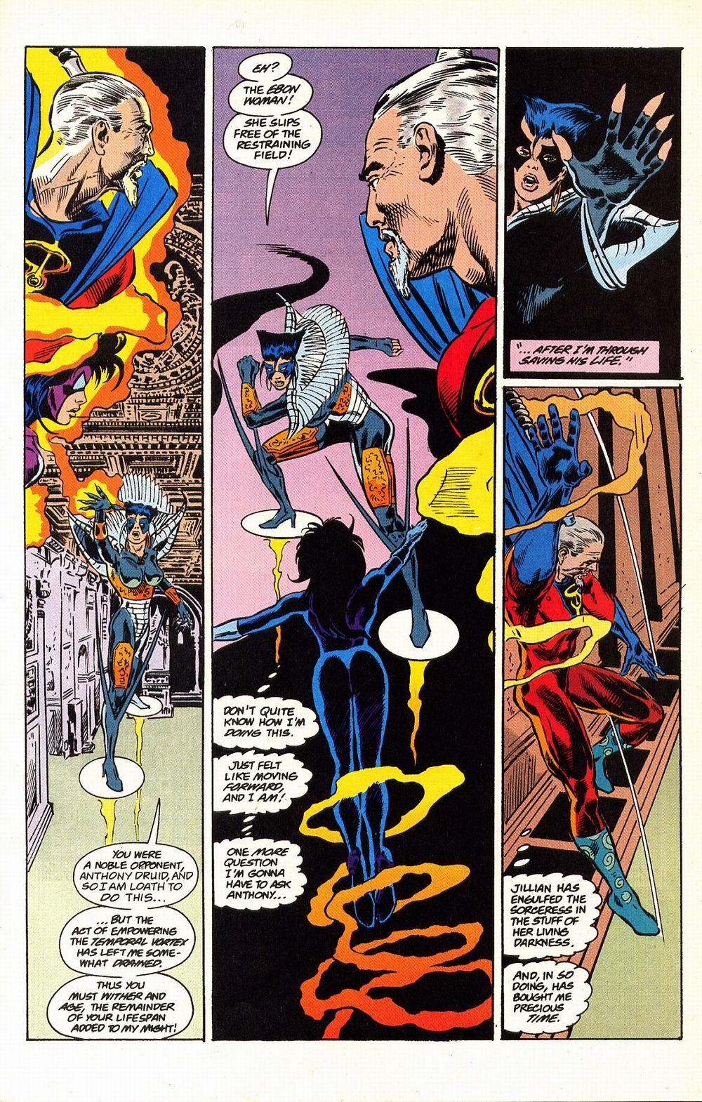 Read online Secret Defenders comic -  Issue #17 - 7