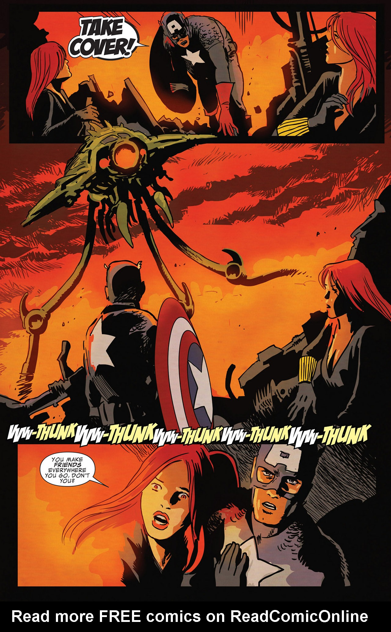 Read online Captain America And Black Widow comic -  Issue #638 - 9