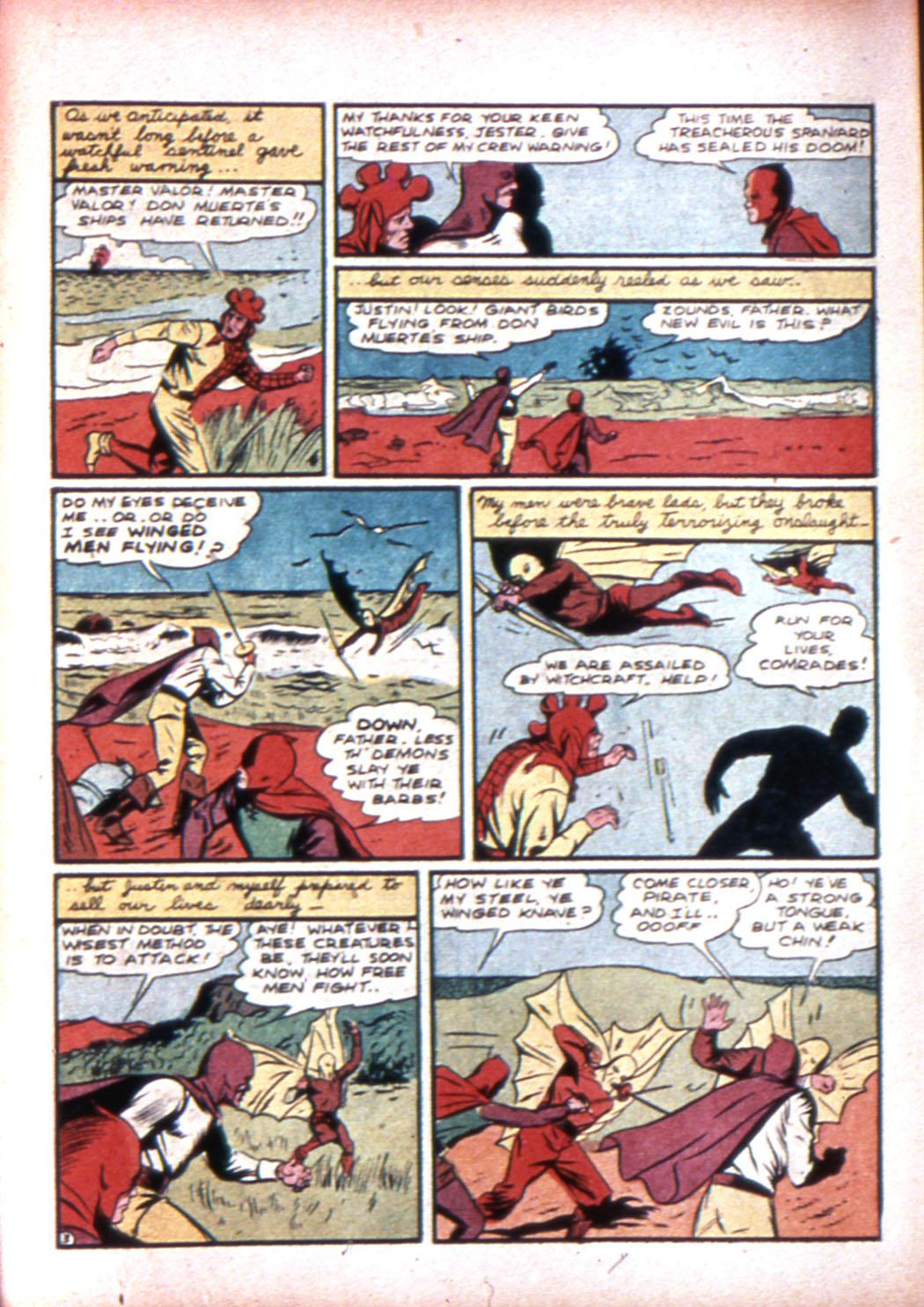 Read online Sensation (Mystery) Comics comic -  Issue #17 - 50