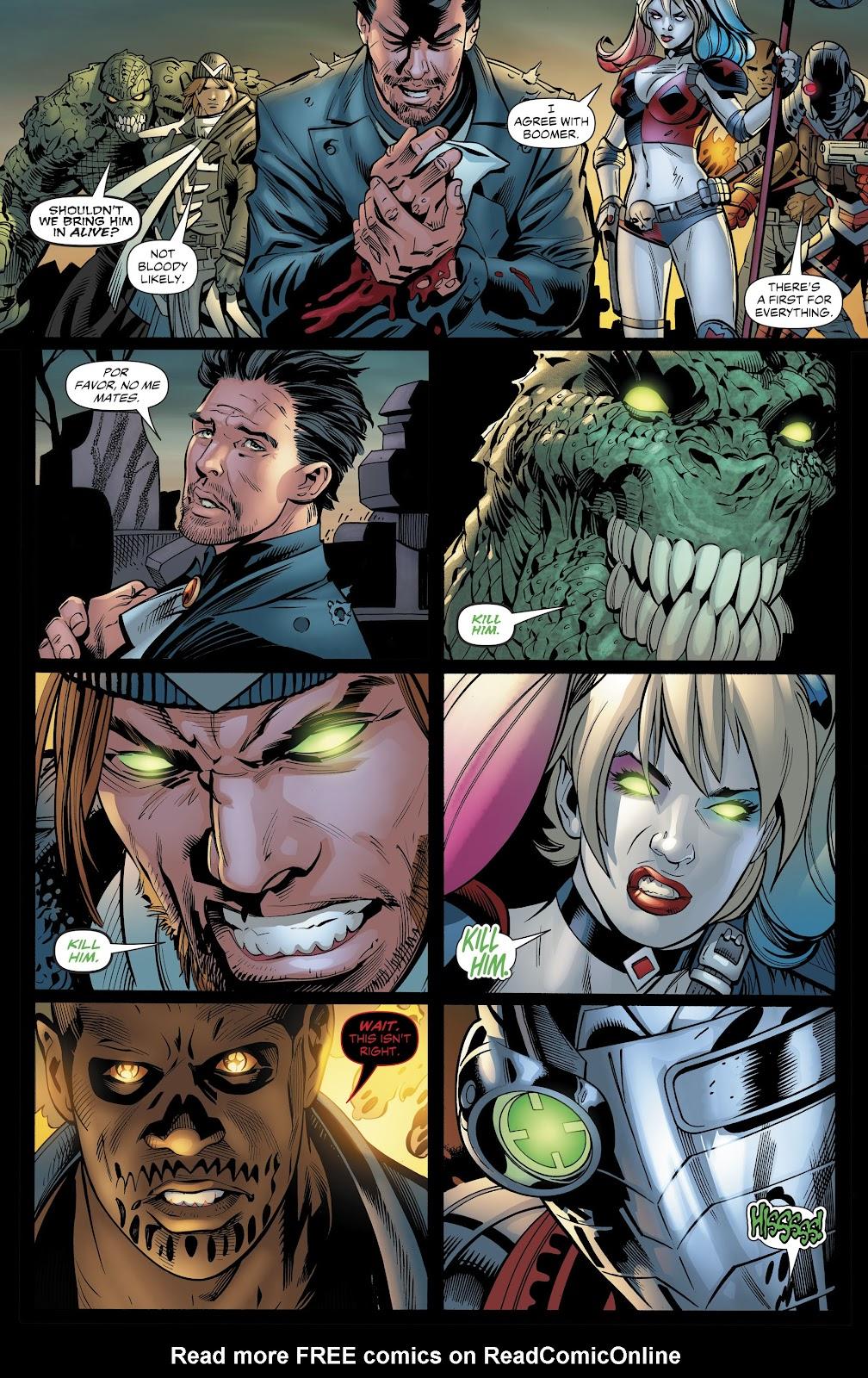 Read online Suicide Squad Black Files comic -  Issue #4 - 37
