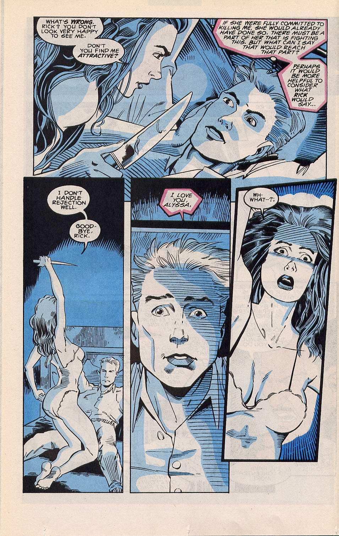 Read online Sleepwalker comic -  Issue #22 - 9