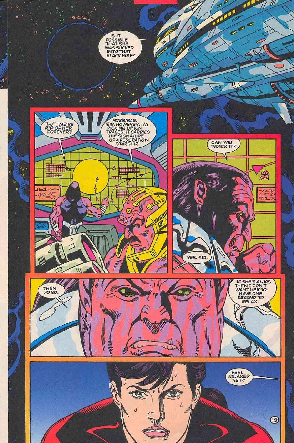 Read online Star Trek (1989) comic -  Issue # _Special 1 - 24