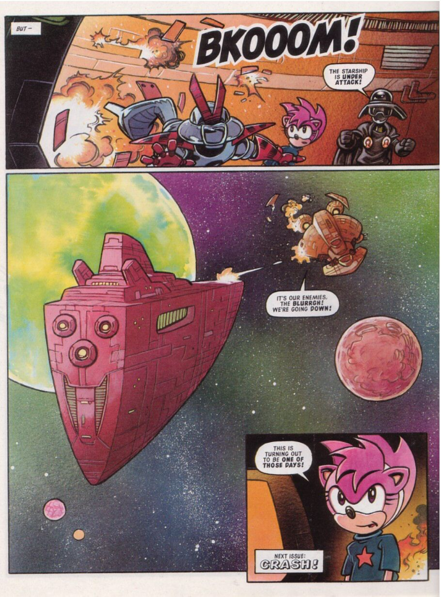 Read online Sonic the Comic comic -  Issue #112 - 27