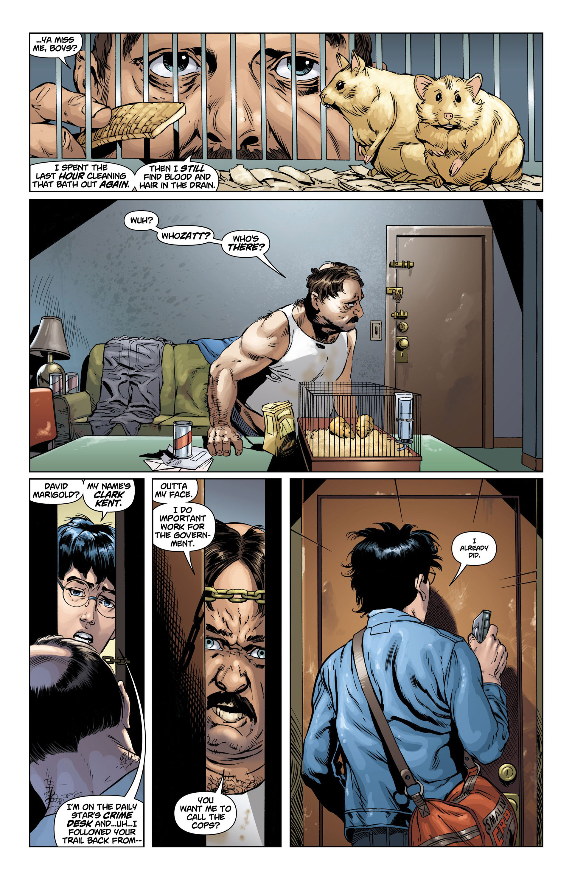 Read online Action Comics (2011) comic -  Issue #10 - 5