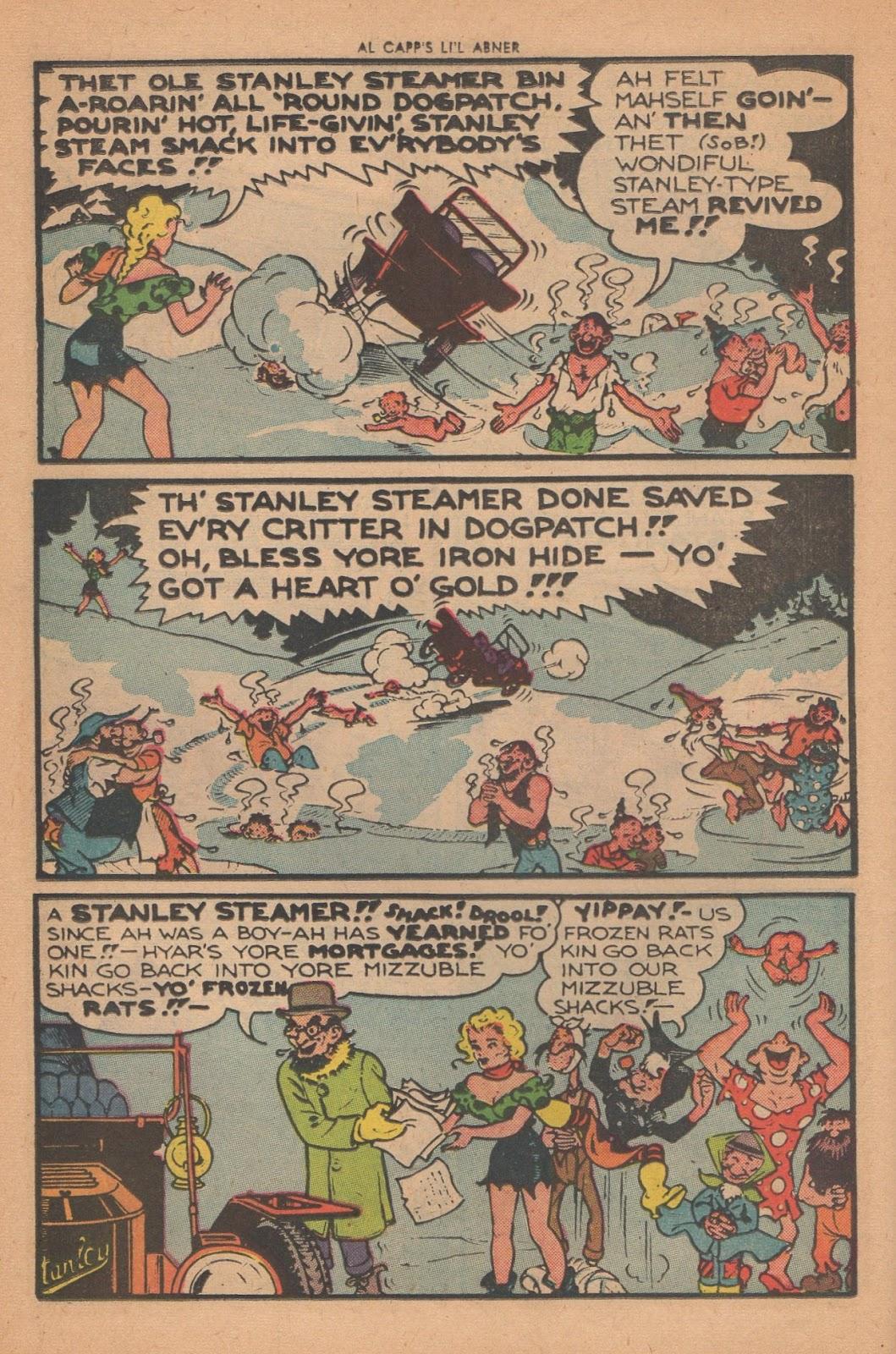 Li'l Abner Comics issue 77 - Page 26