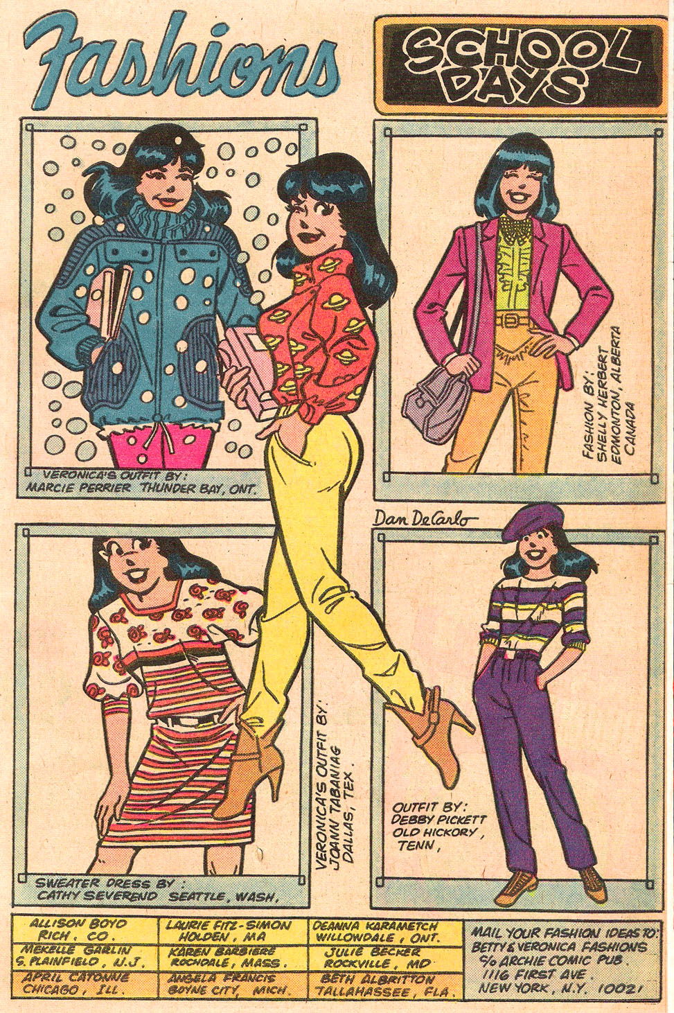 Read online Archie's Girls Betty and Veronica comic -  Issue #314 - 27