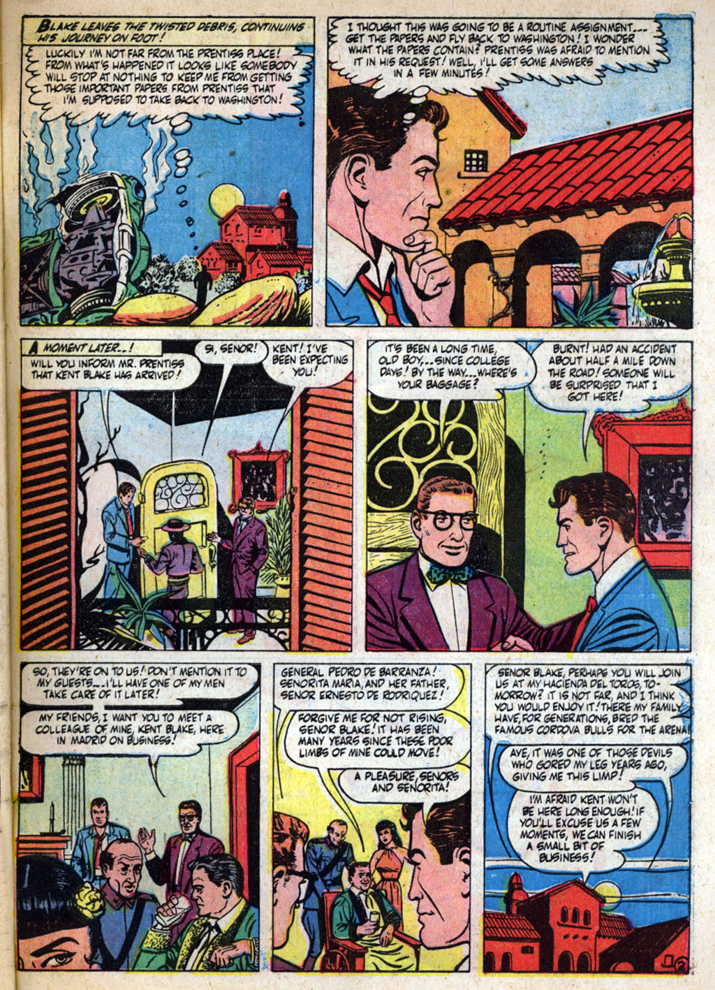 Kent Blake of the Secret Service issue 4 - Page 27