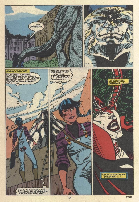 Read online Alpha Flight (1983) comic -  Issue #64 - 28