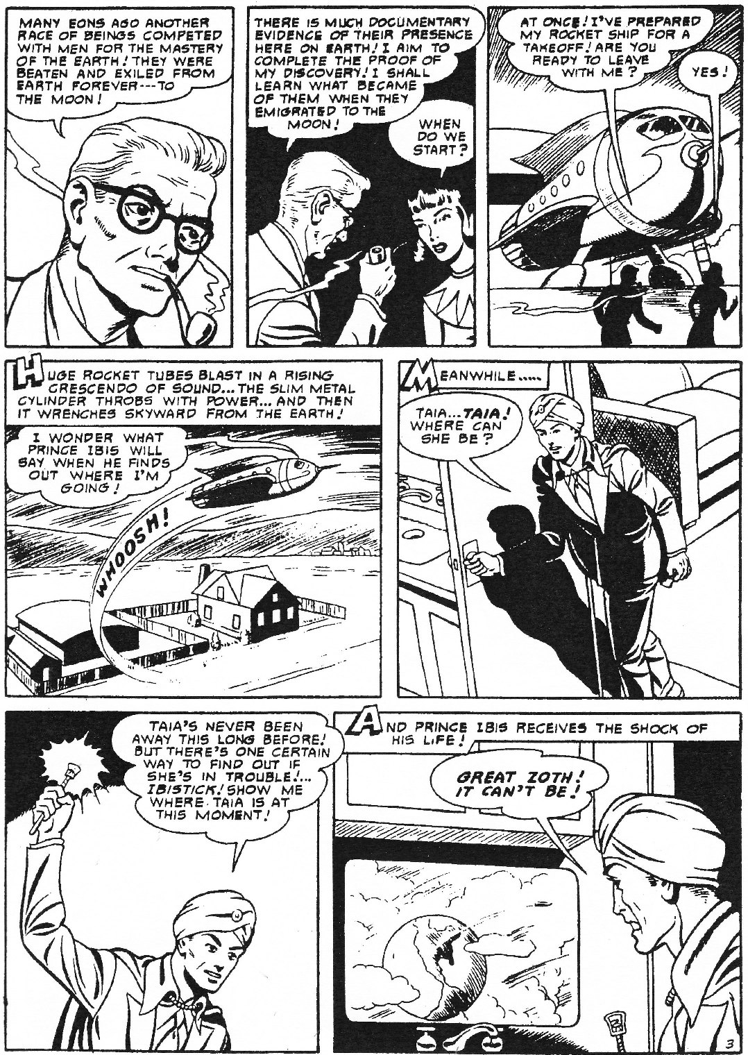 Read online Men of Mystery Comics comic -  Issue #73 - 37