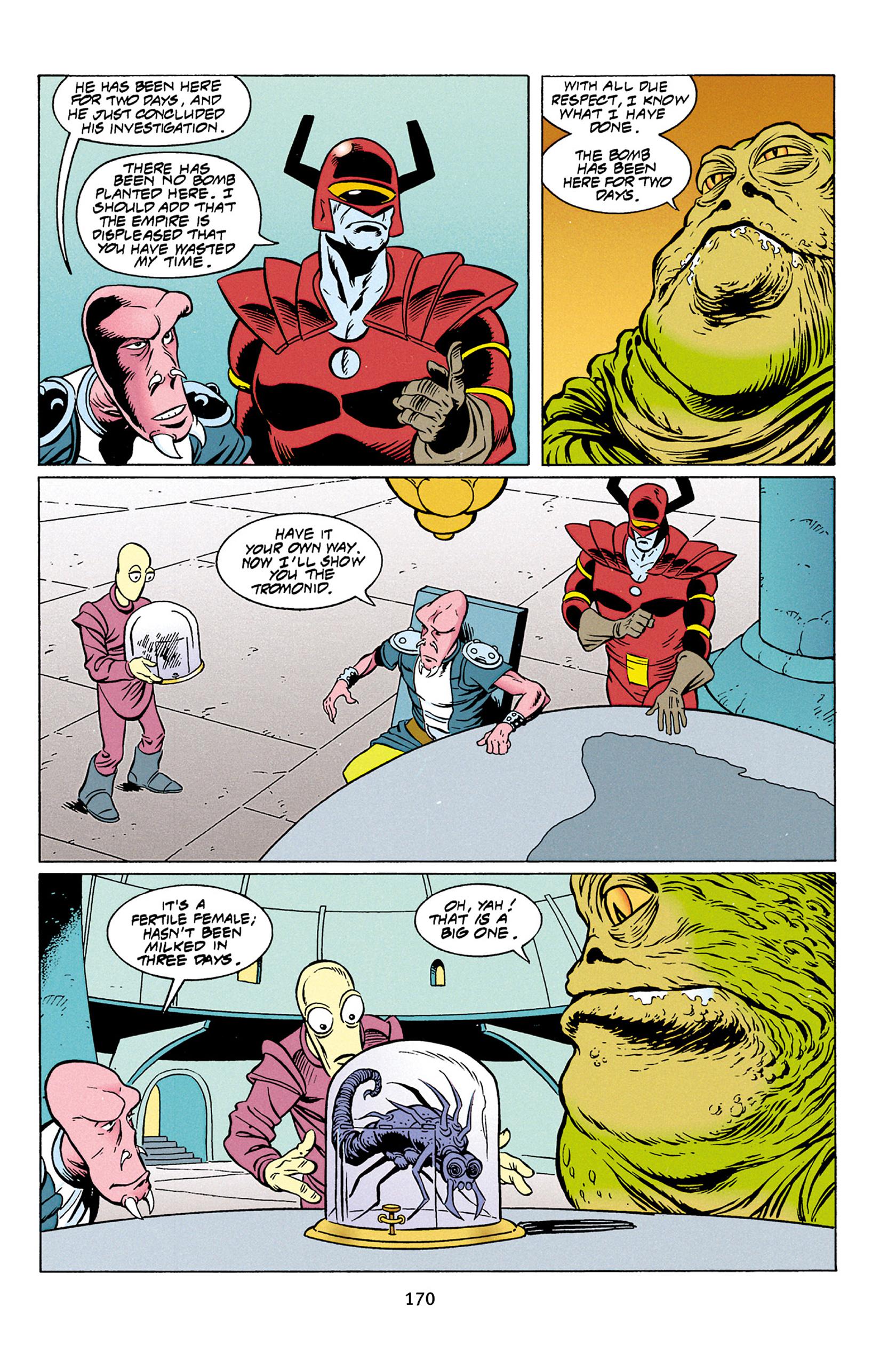 Read online Star Wars Omnibus comic -  Issue # Vol. 30 - 167