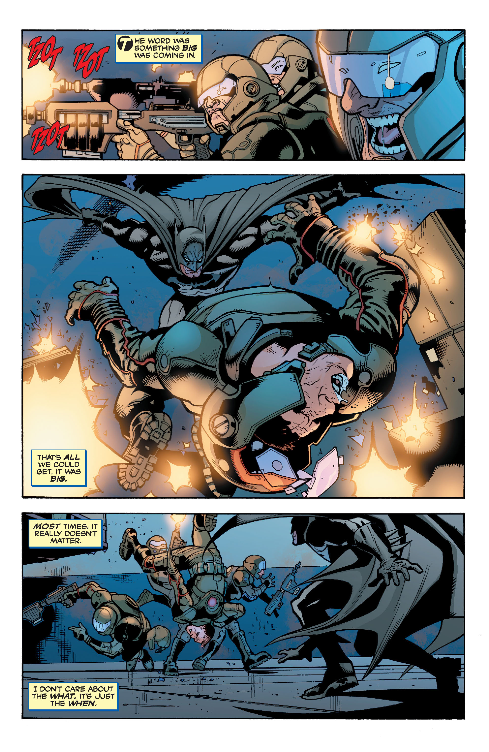Read online Batman: Under The Red Hood comic -  Issue # Full - 42