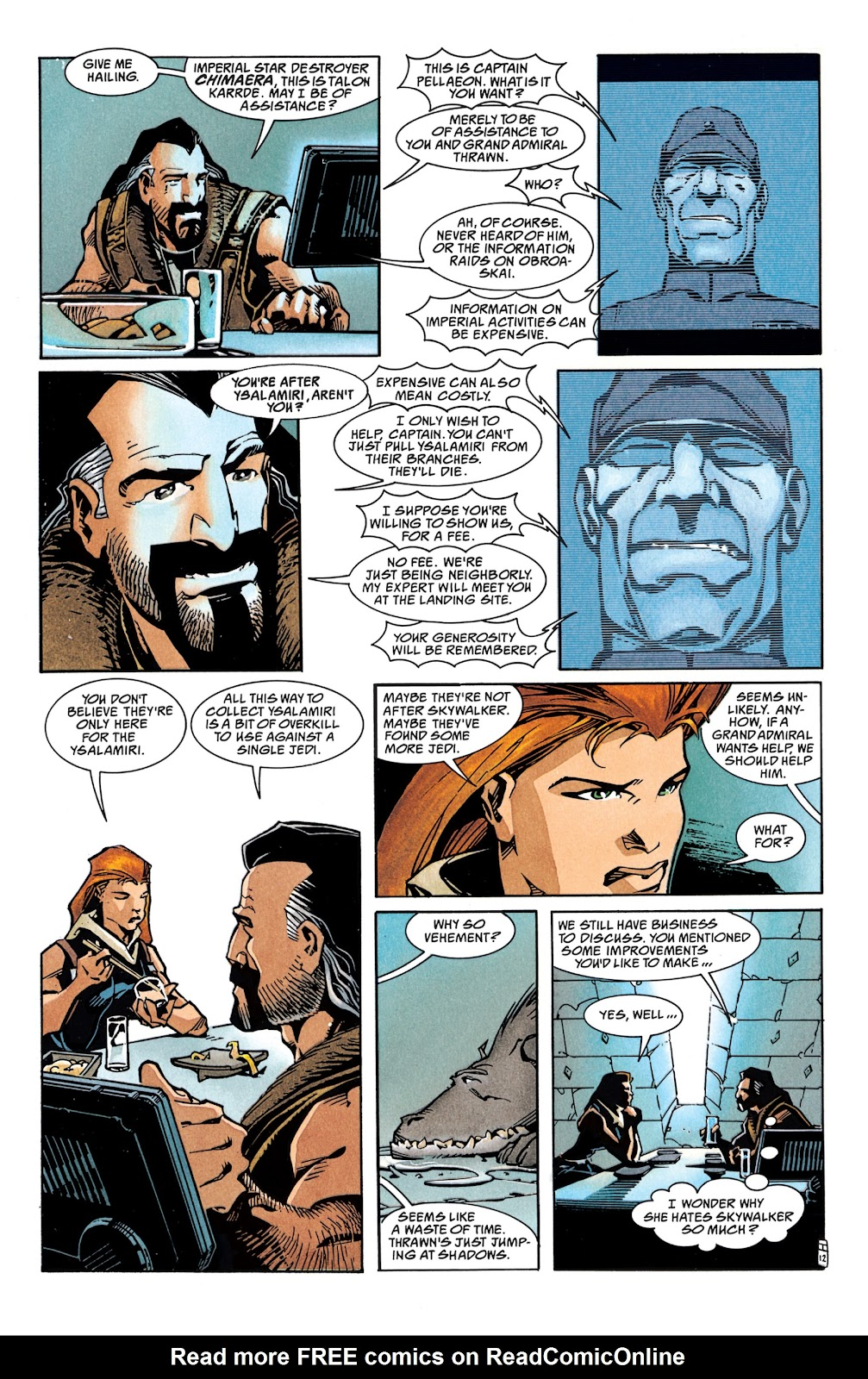 Read online Star Wars Legends: The New Republic - Epic Collection comic -  Issue # TPB 4 (Part 1) - 18