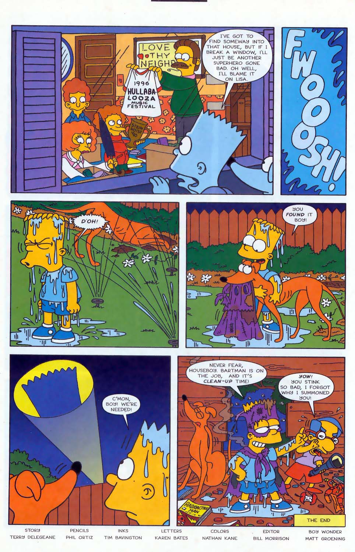 Read online Simpsons Comics comic -  Issue #44 - 26