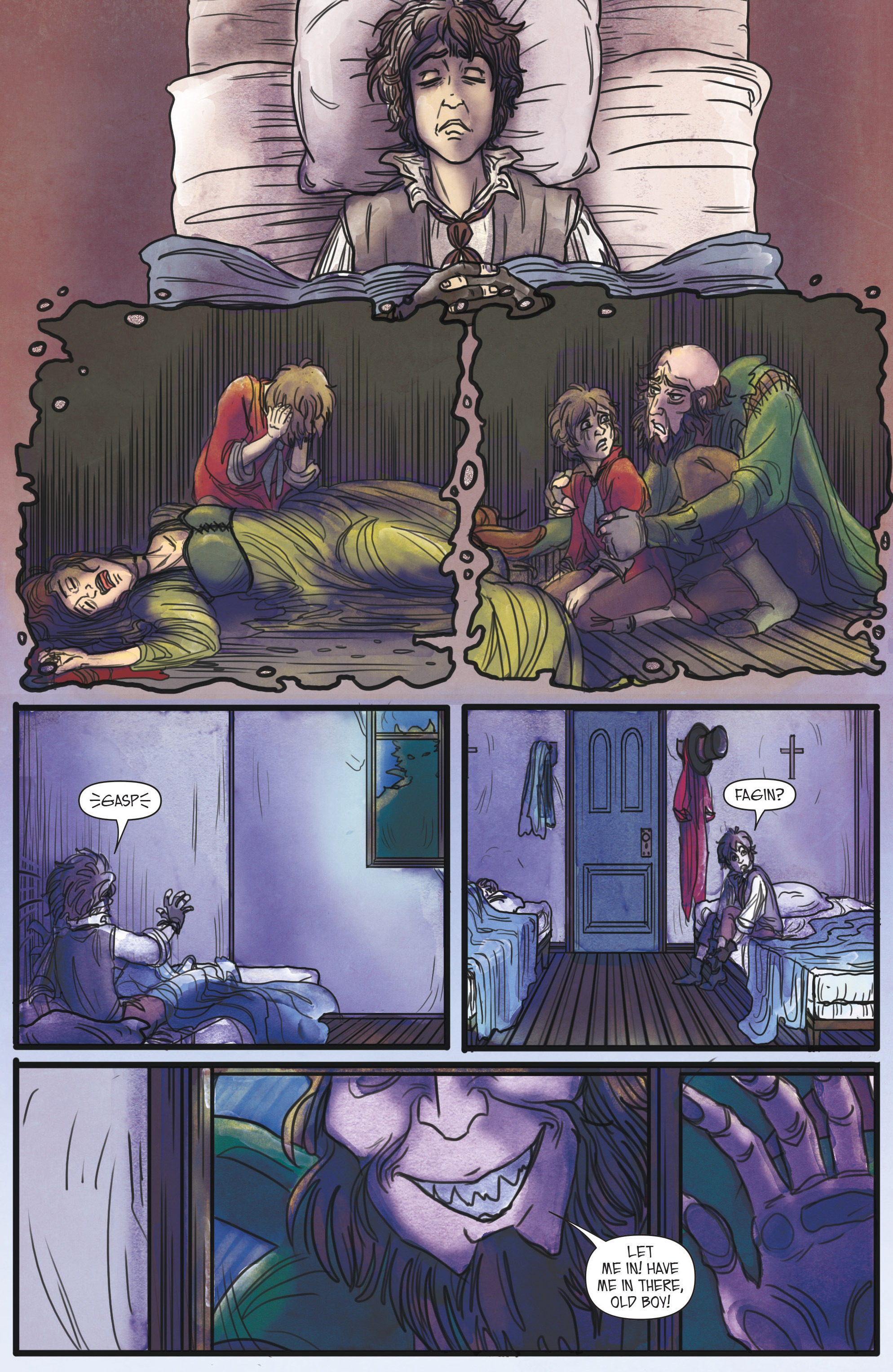 Read online Artful comic -  Issue #2 - 21