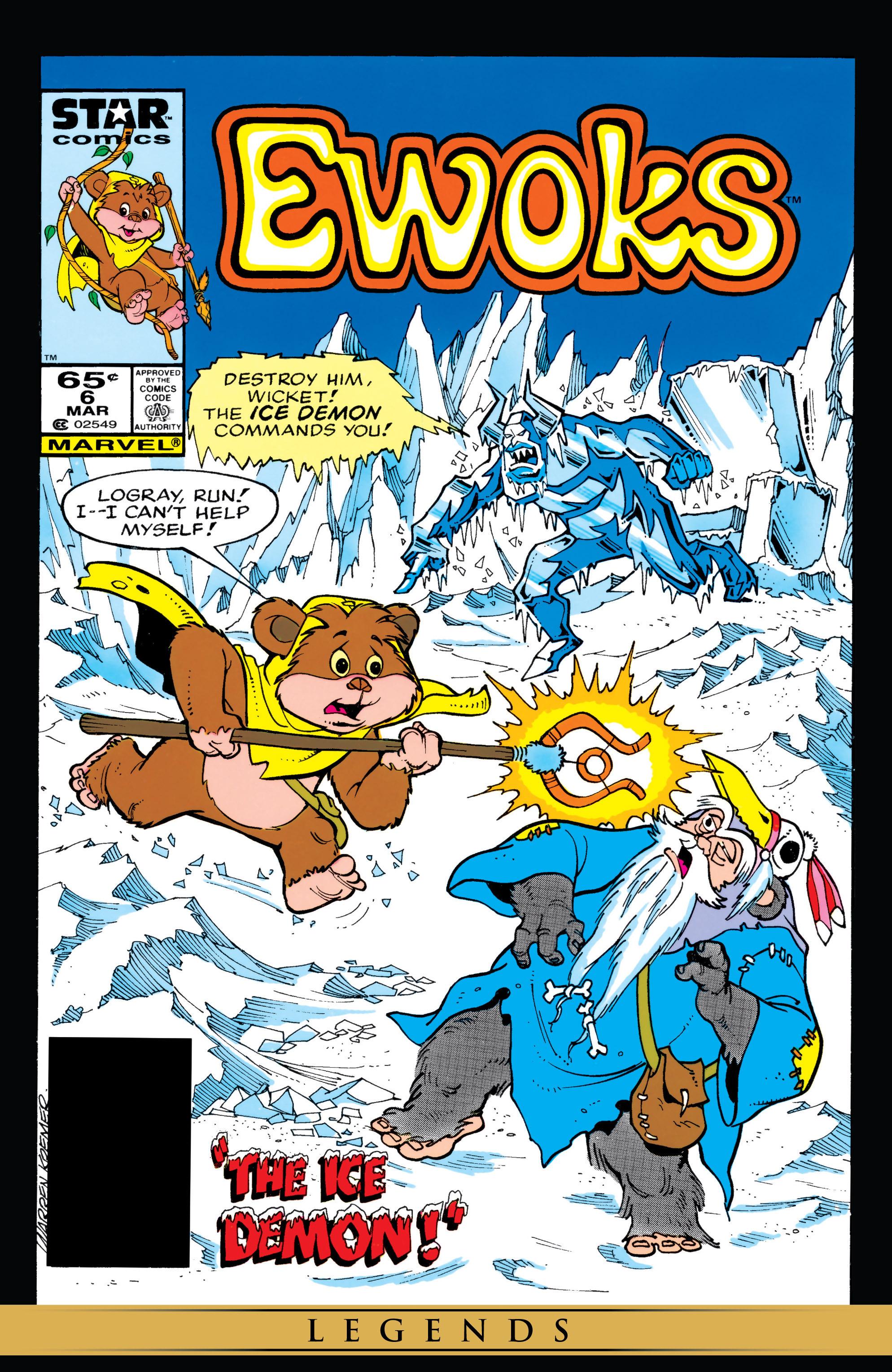Ewoks 6 Page 1