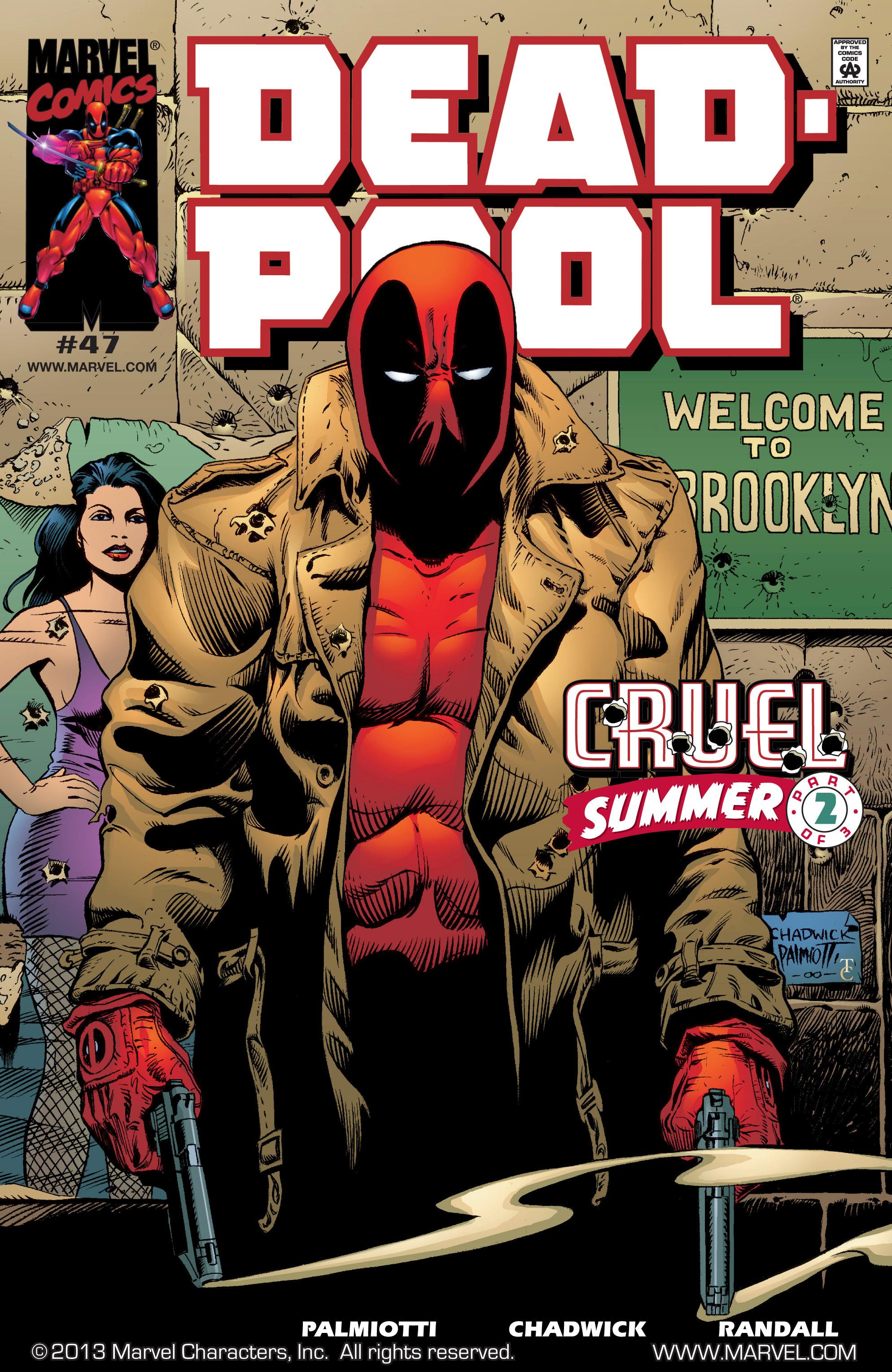 Deadpool (1997) 47 Page 1