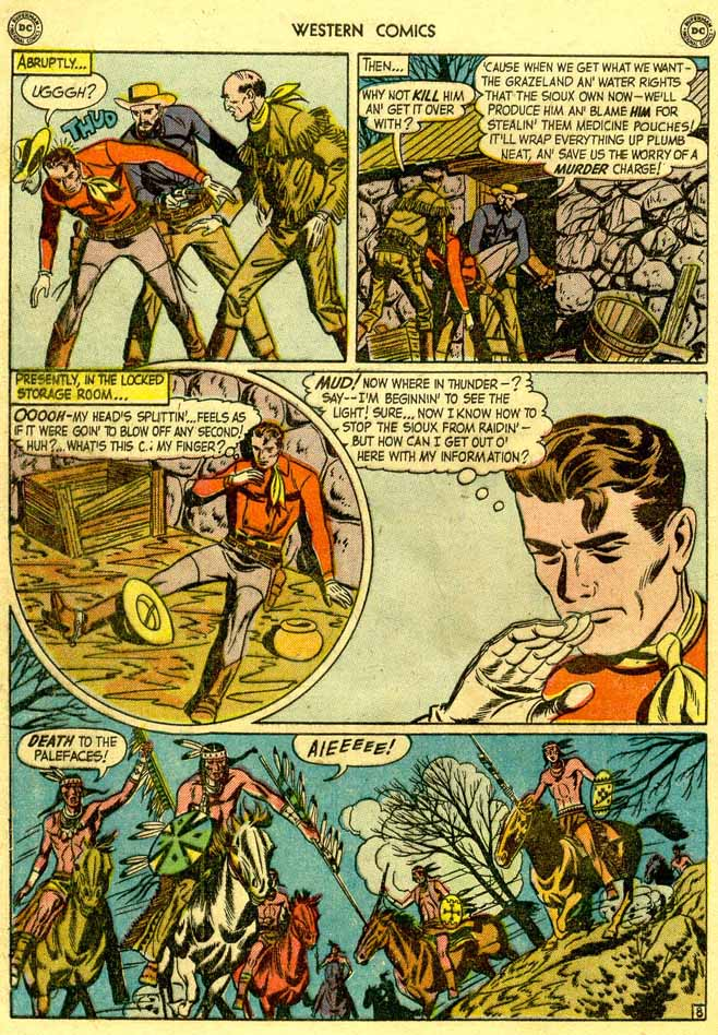 Western Comics issue 23 - Page 10