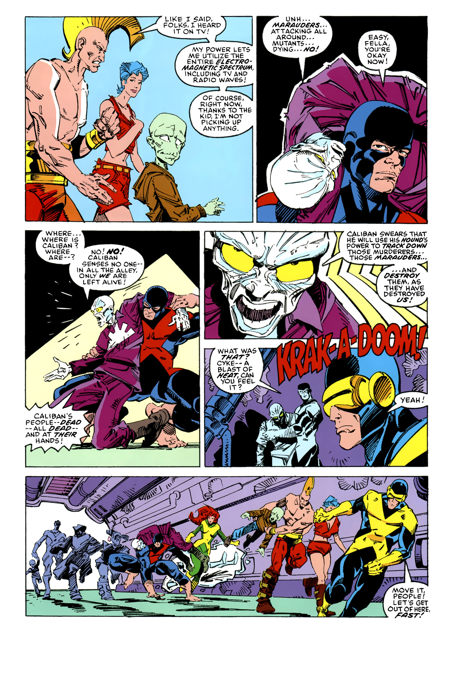 Read online X-Factor (1986) comic -  Issue #11 - 10