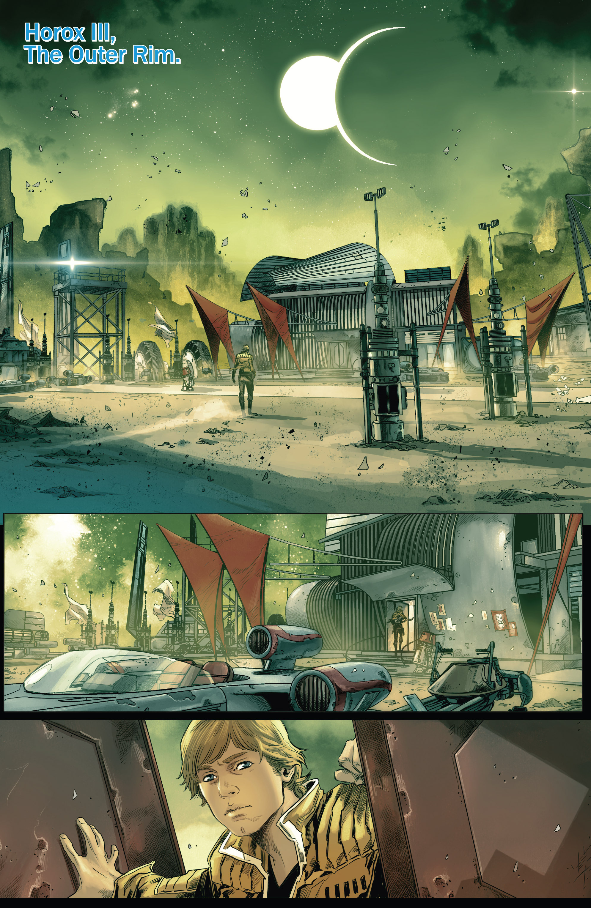 Read online Star Wars: The Screaming Citadel comic -  Issue # Full - 3