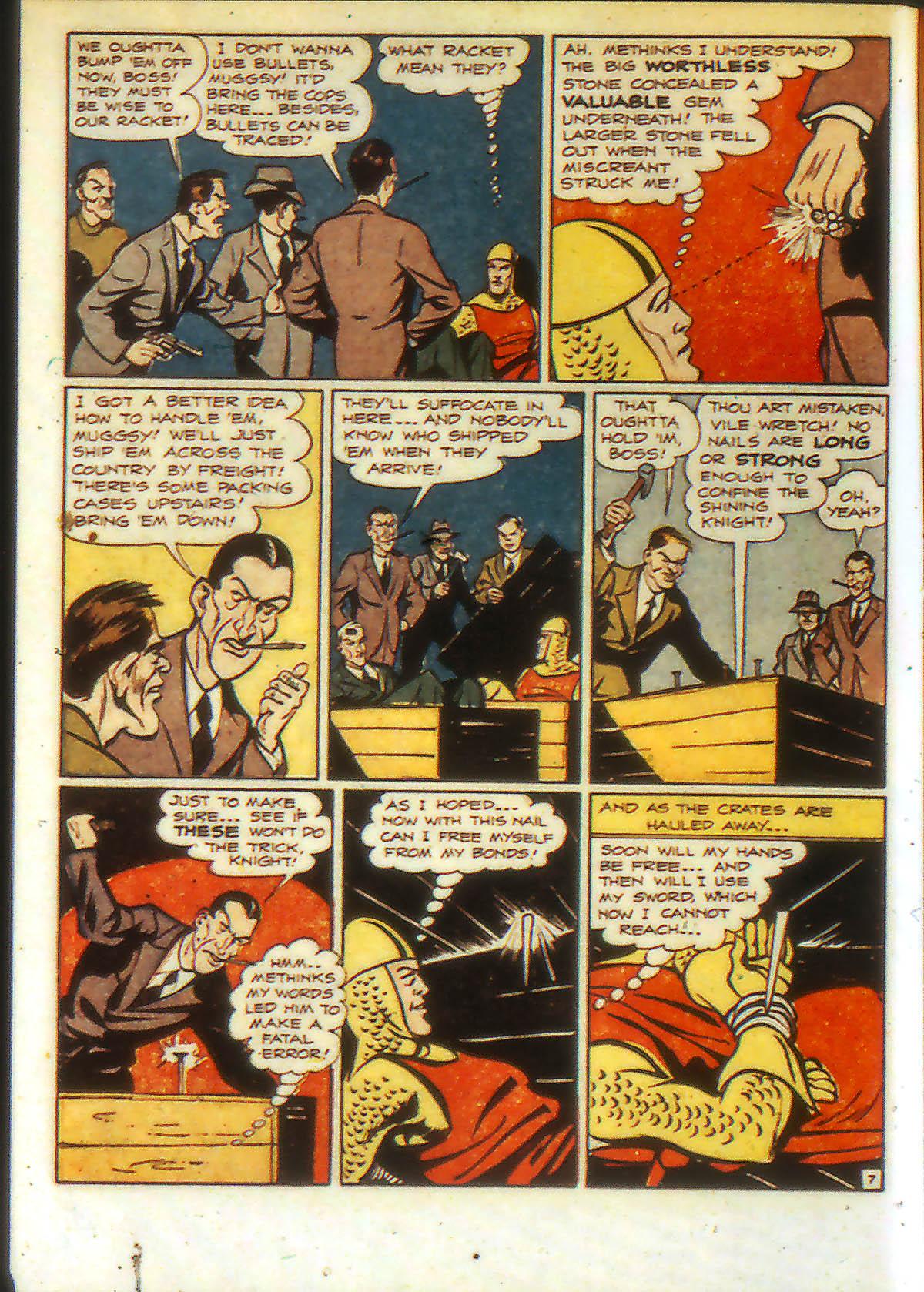 Read online Adventure Comics (1938) comic -  Issue #90 - 26