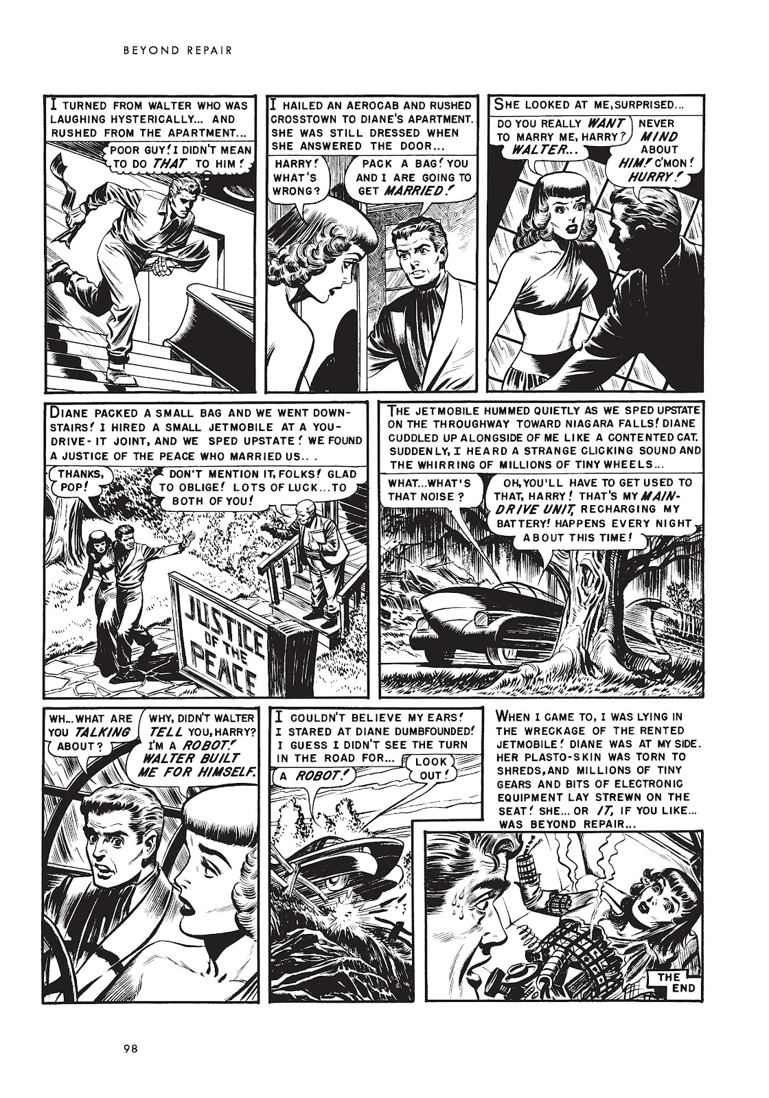 Read online The Martian Monster and Other Stories comic -  Issue # TPB (Part 2) - 13