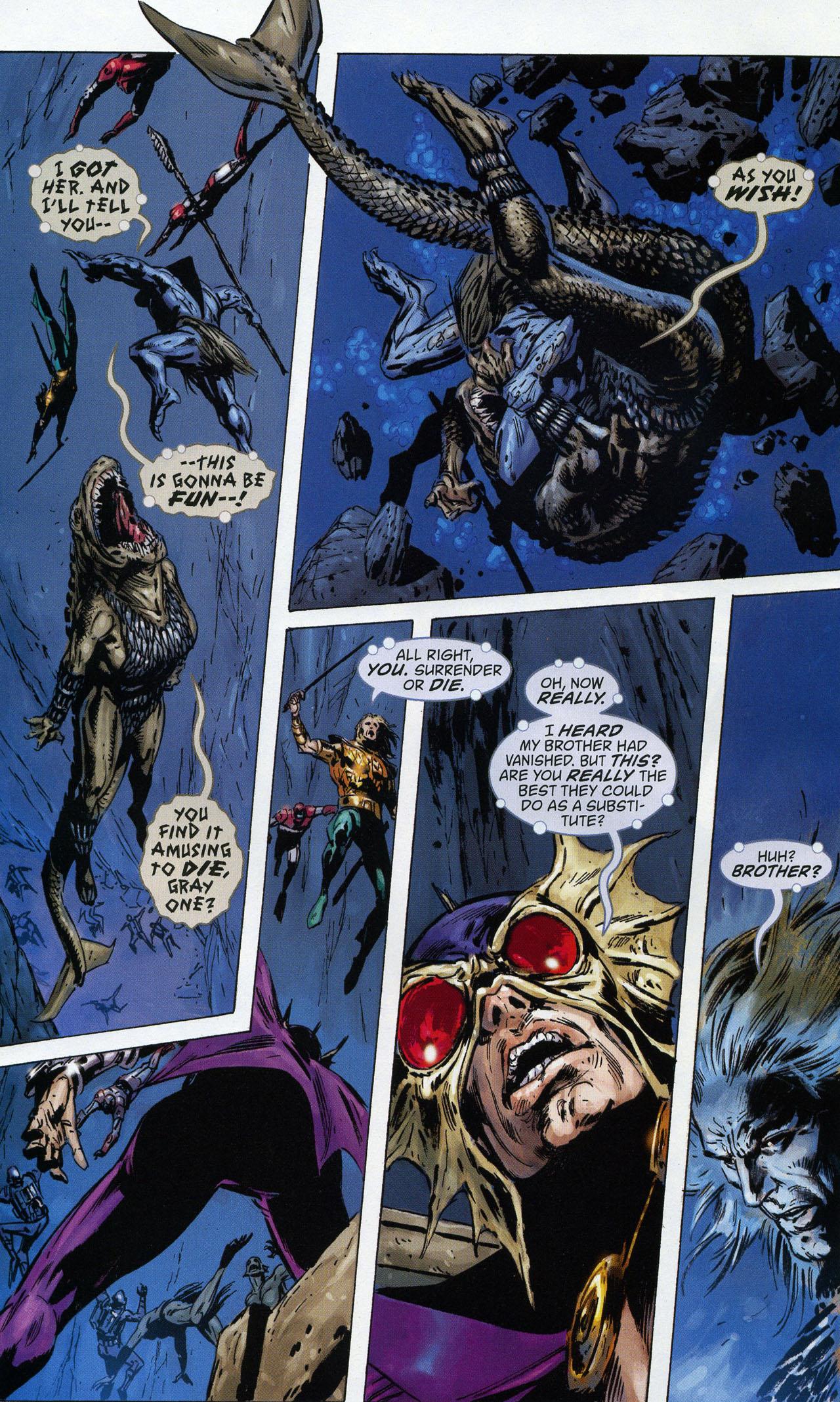 Read online Aquaman: Sword of Atlantis comic -  Issue #44 - 19
