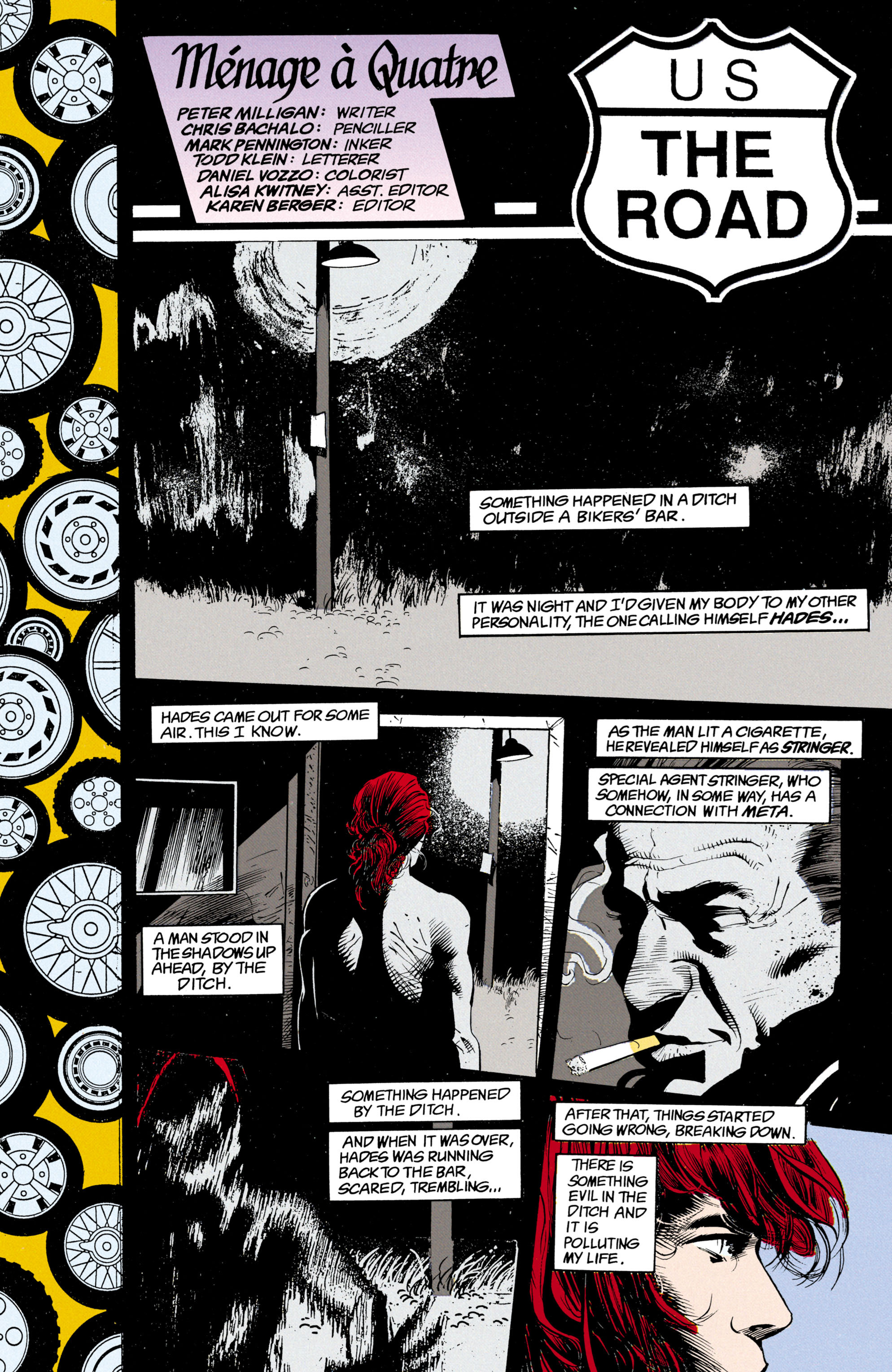 Read online Shade, the Changing Man comic -  Issue #24 - 2